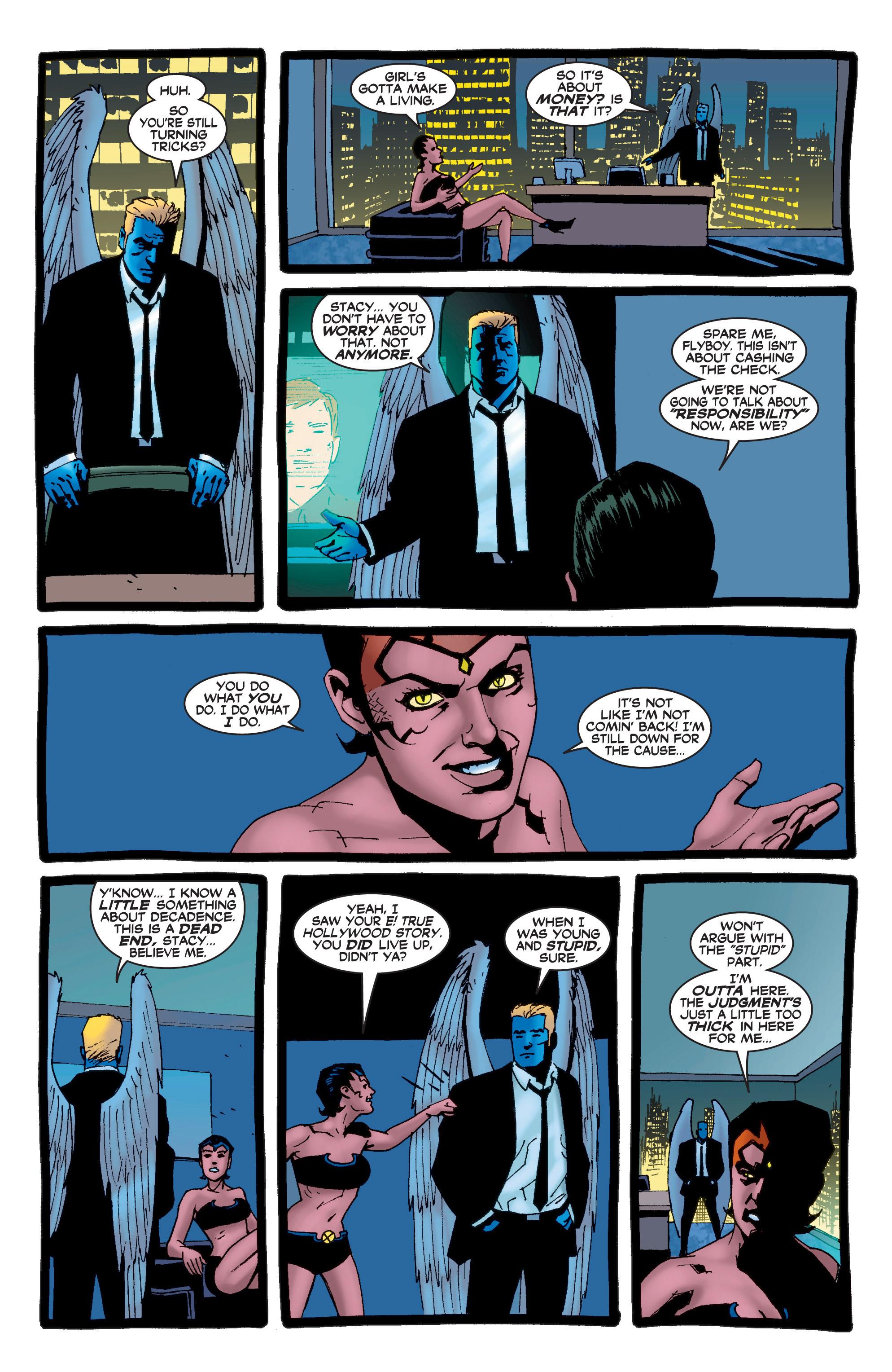 Read online Uncanny X-Men (1963) comic -  Issue #408 - 7