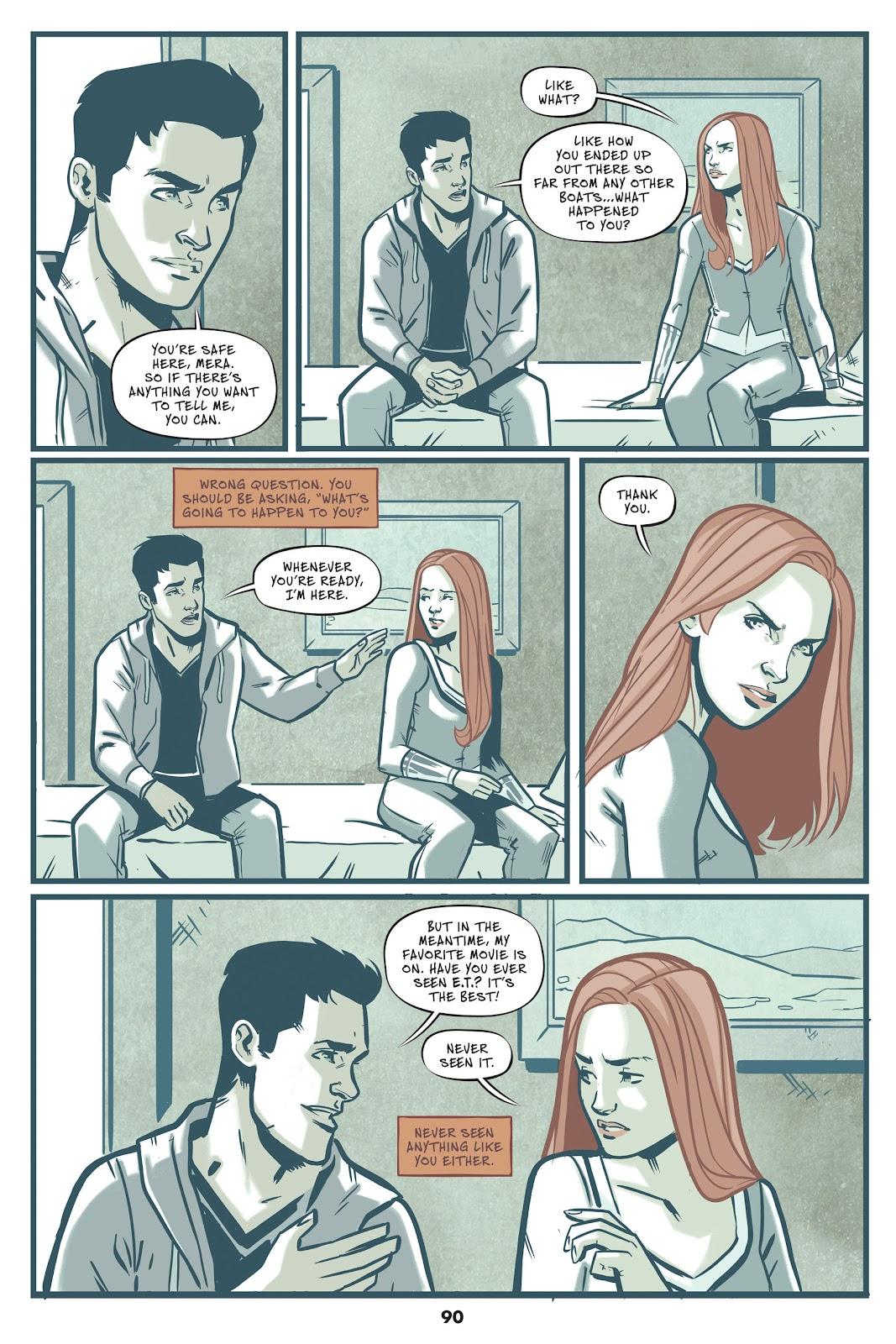 Read online Mera: Tidebreaker comic -  Issue # TPB (Part 1) - 90