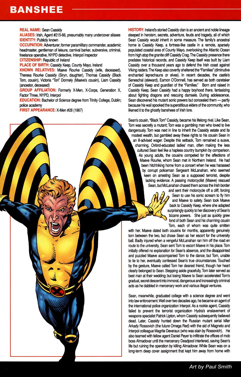 Read online All-New Official Handbook of the Marvel Universe A to Z comic -  Issue #1 - 54