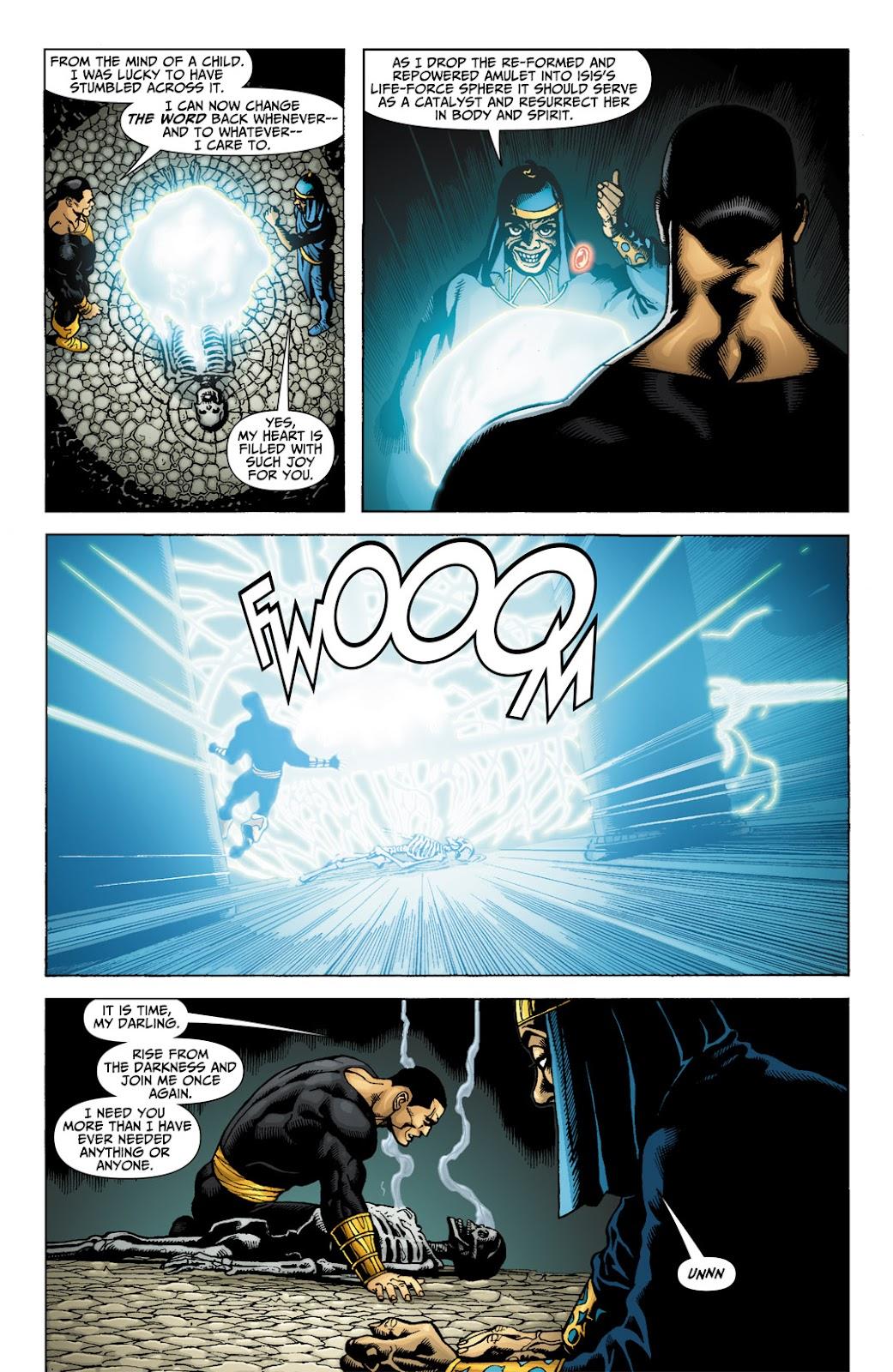 Black Adam: The Dark Age issue 6 - Page 15