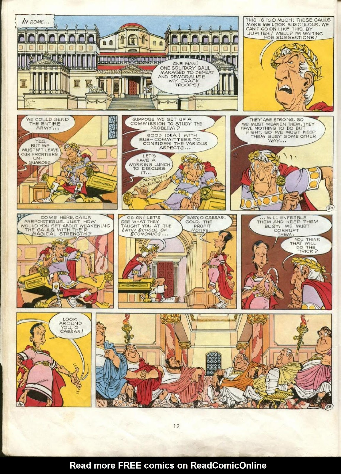 Asterix issue 23 - Page 9
