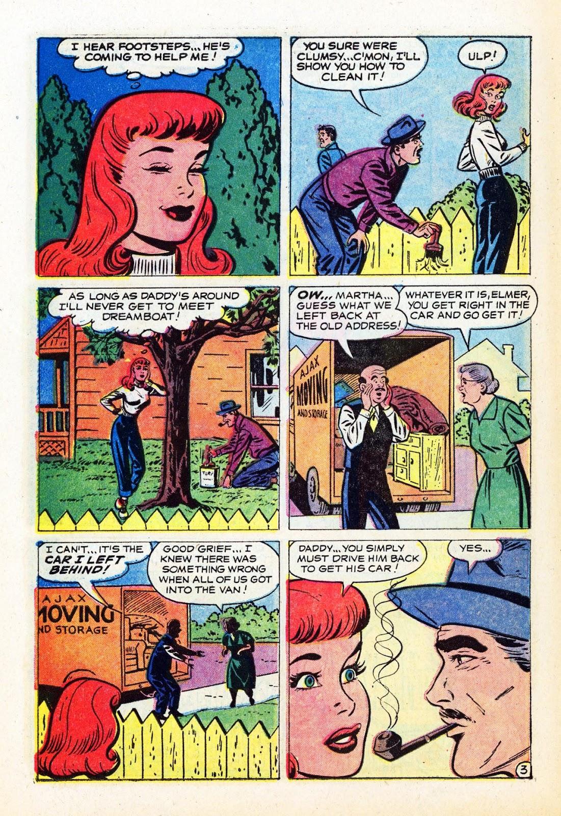 Read online Patsy Walker comic -  Issue #58 - 30