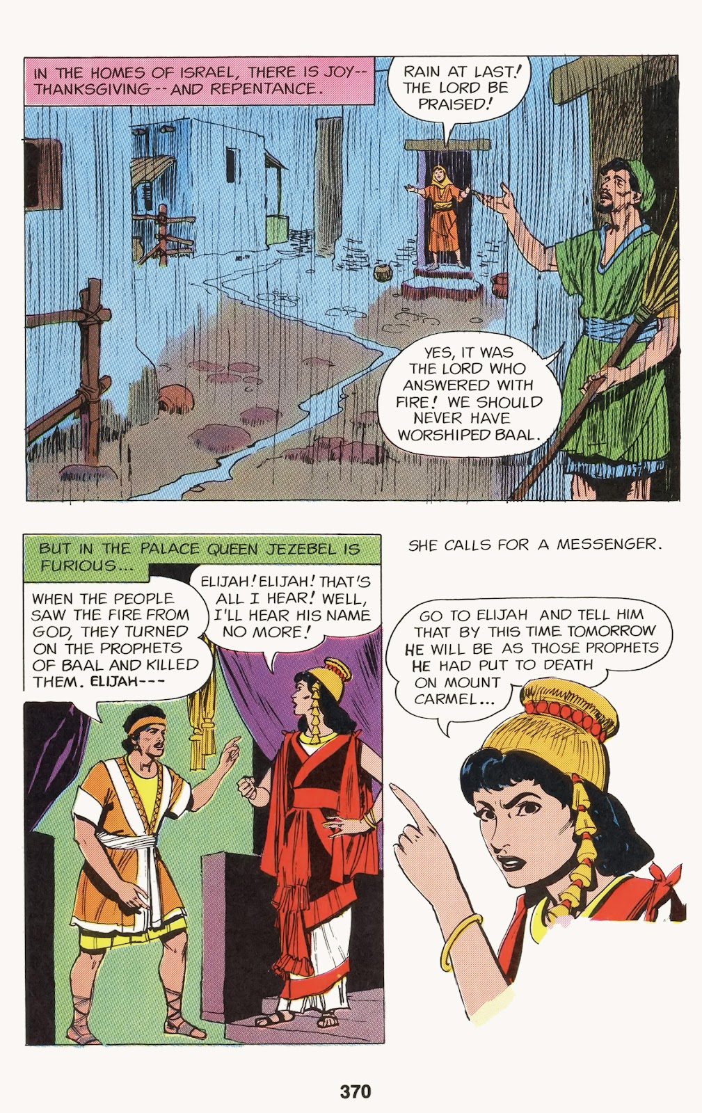The Picture Bible issue TPB (Part 4) - Page 73
