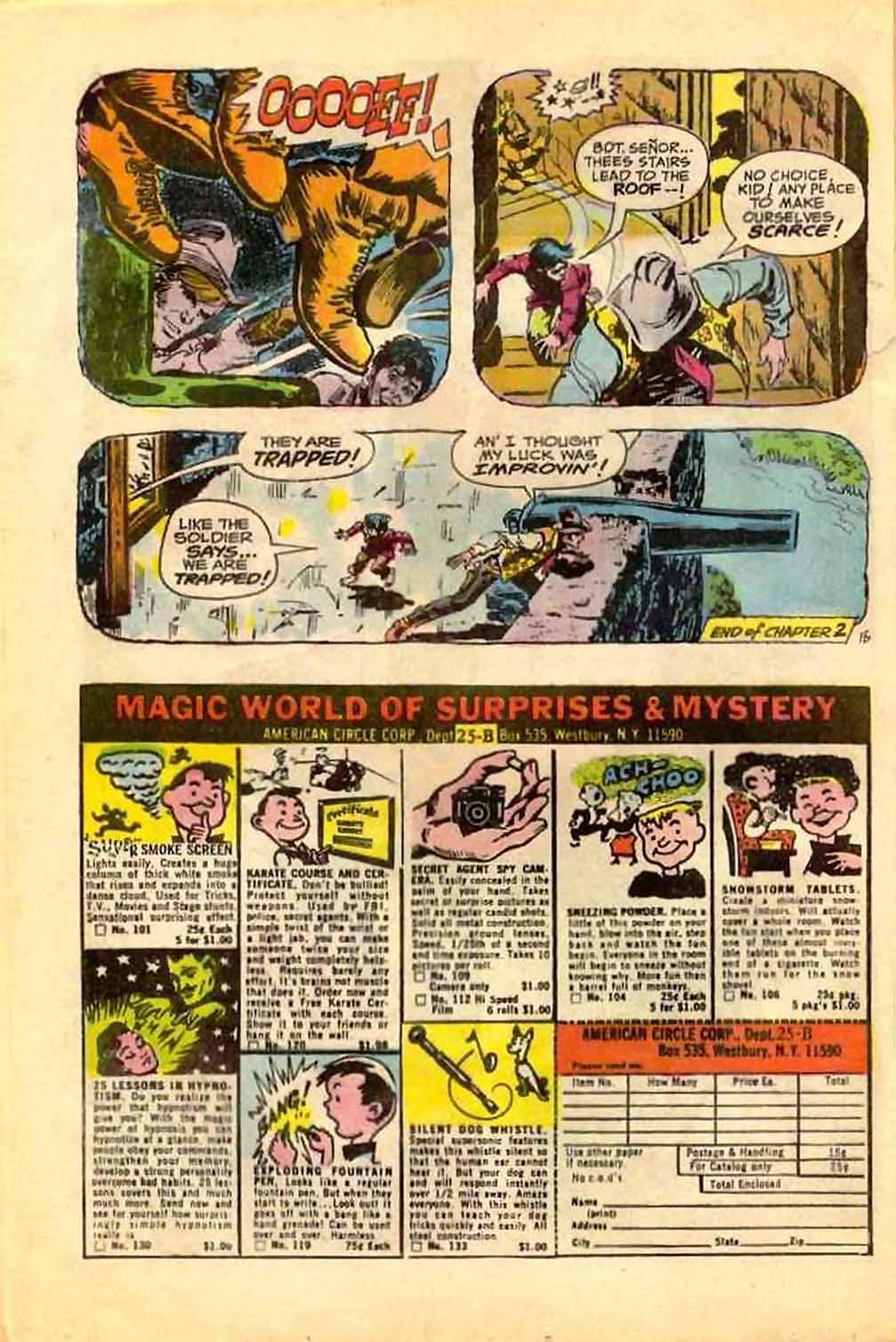 Bat Lash (1968) issue 4 - Page 20