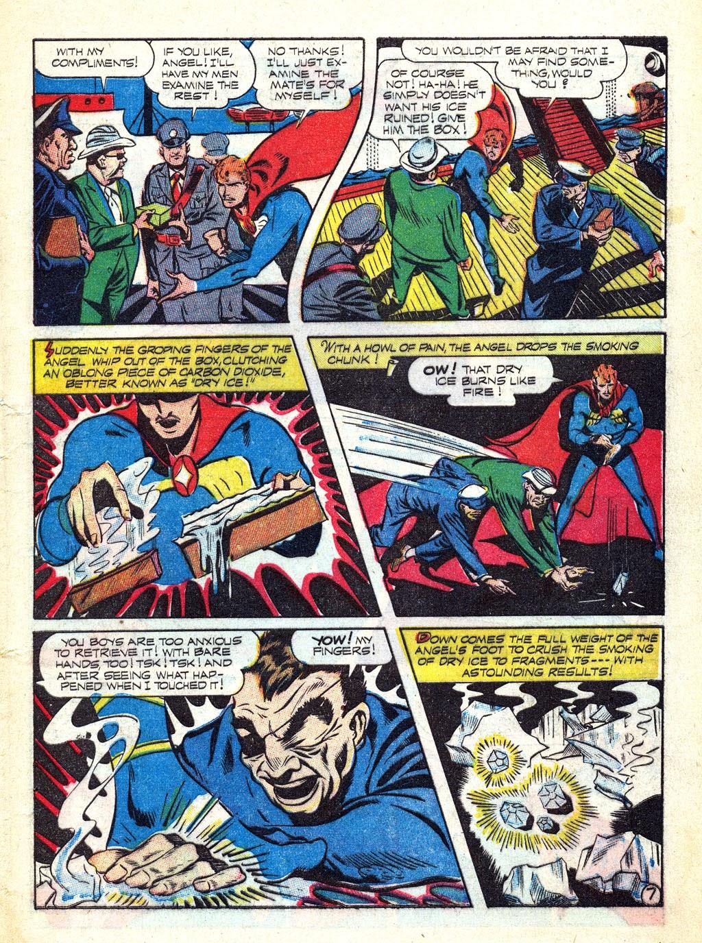 Read online Mystic Comics (1944) comic -  Issue #3 - 9