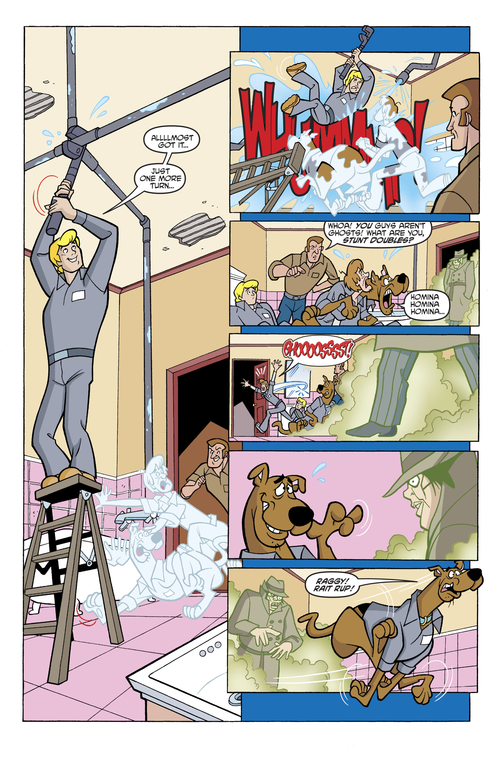 Read online Scooby-Doo: Where Are You? comic -  Issue #81 - 19