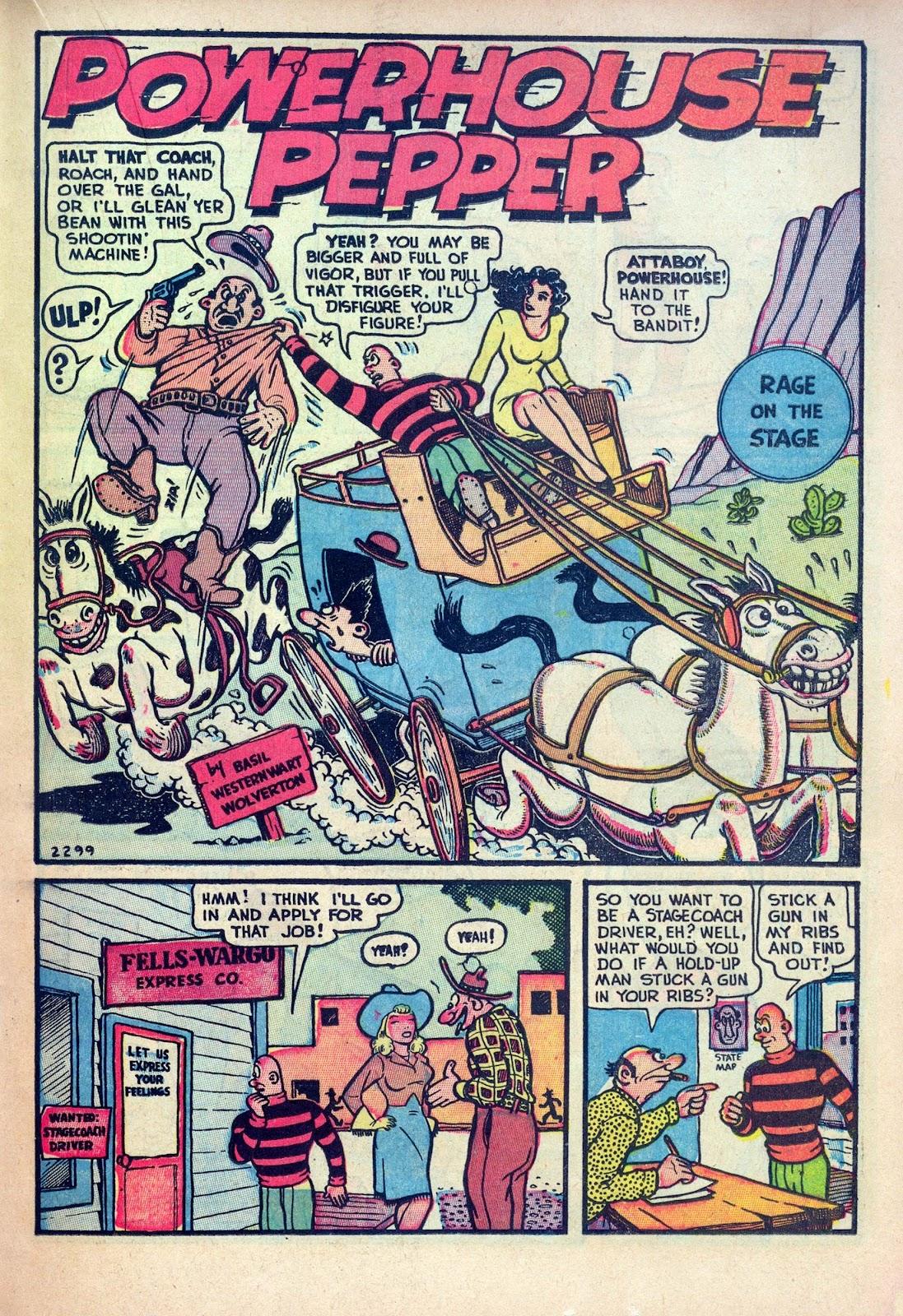 Read online Joker Comics comic -  Issue #31 - 19
