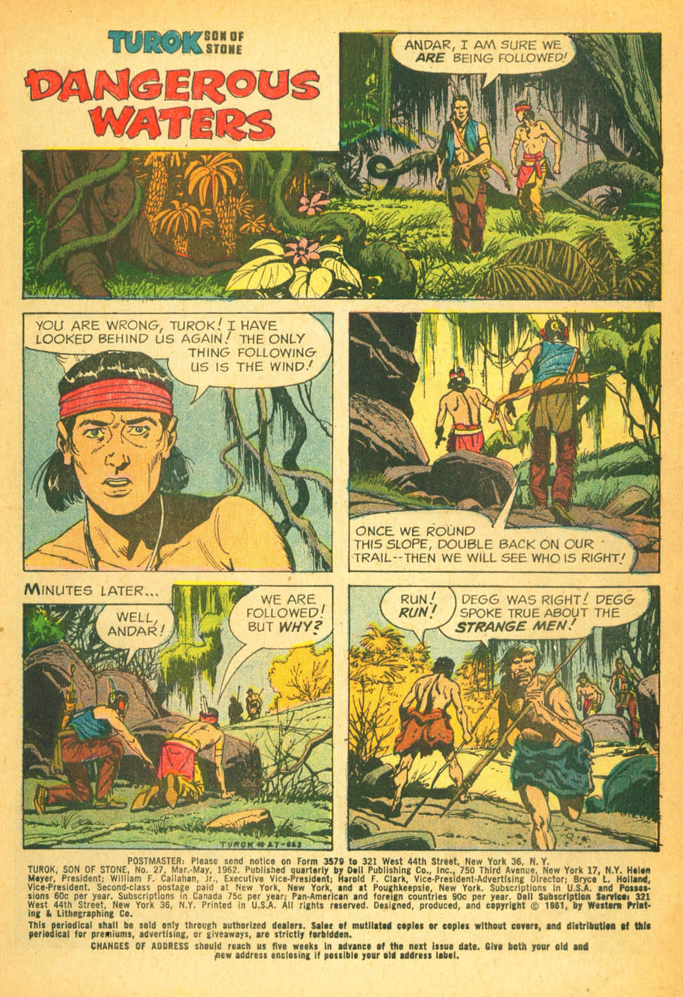 Read online Turok, Son of Stone comic -  Issue #27 - 3
