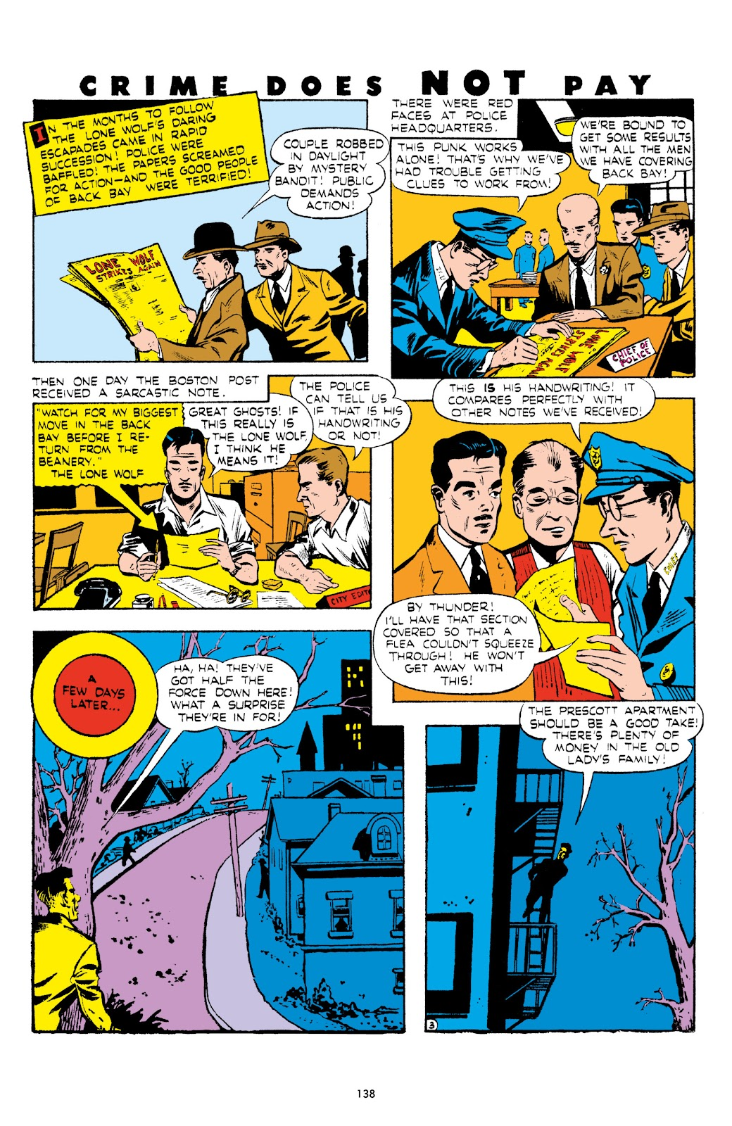 Read online Crime Does Not Pay Archives comic -  Issue # TPB 5 (Part 2) - 38