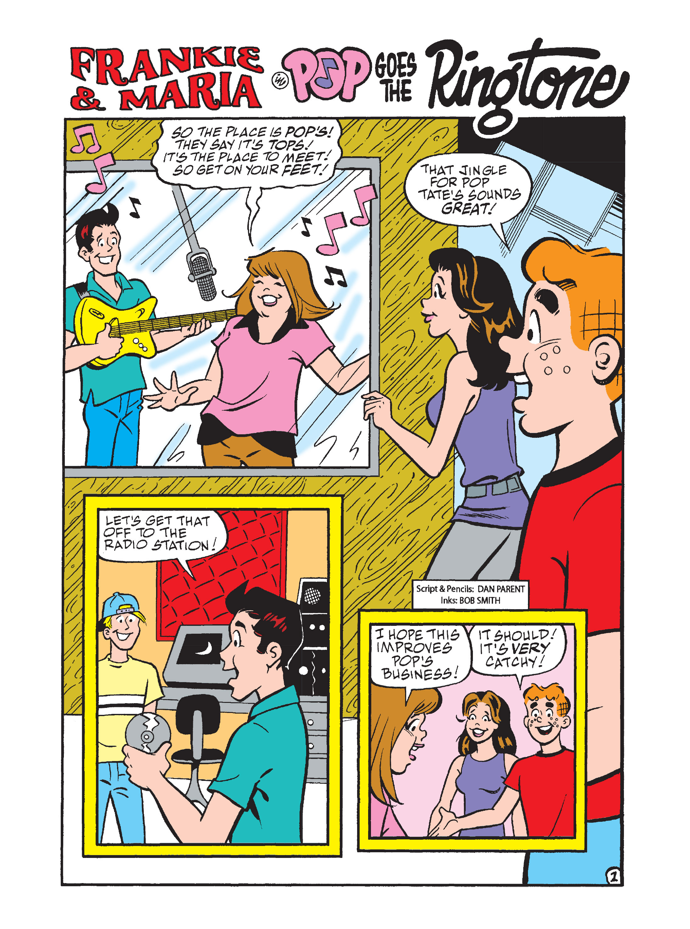 Read online Archie's Funhouse Double Digest comic -  Issue #7 - 95