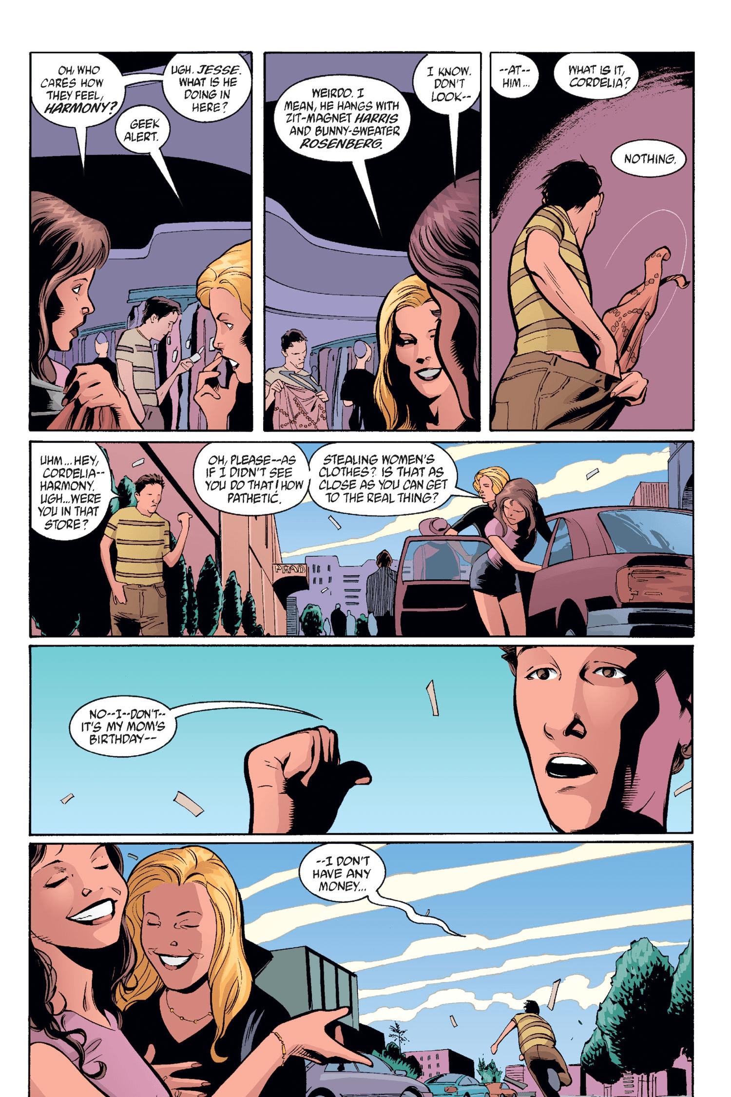 Read online Buffy the Vampire Slayer: Omnibus comic -  Issue # TPB 2 - 53