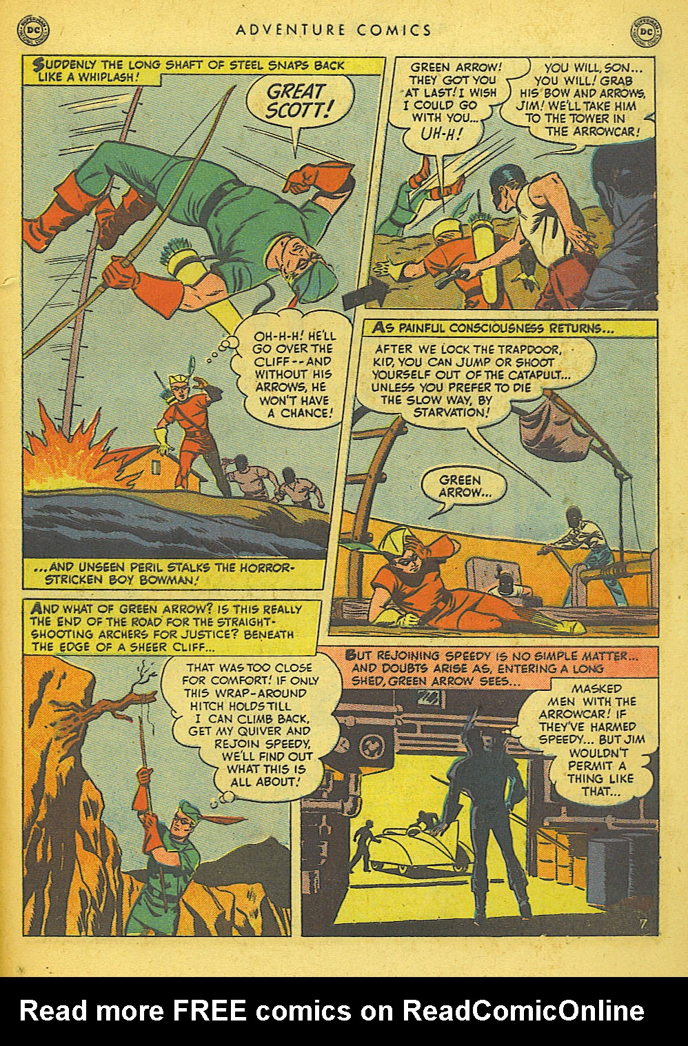 Read online Adventure Comics (1938) comic -  Issue #155 - 45