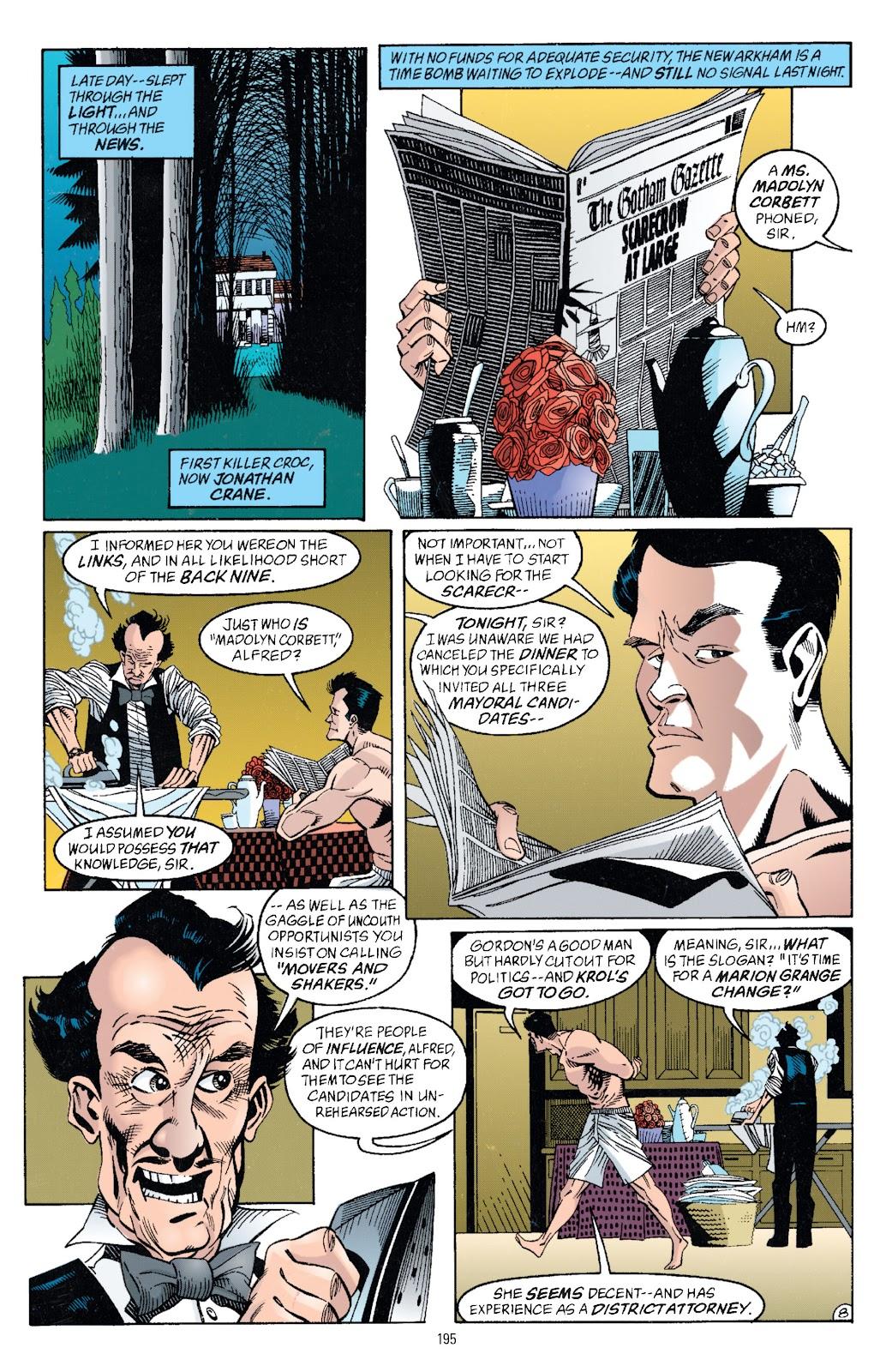 Read online Batman Arkham: Scarecrow comic -  Issue # TPB (Part 2) - 95