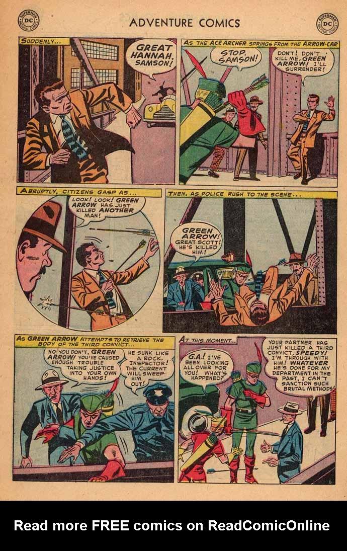 Read online Adventure Comics (1938) comic -  Issue #187 - 40