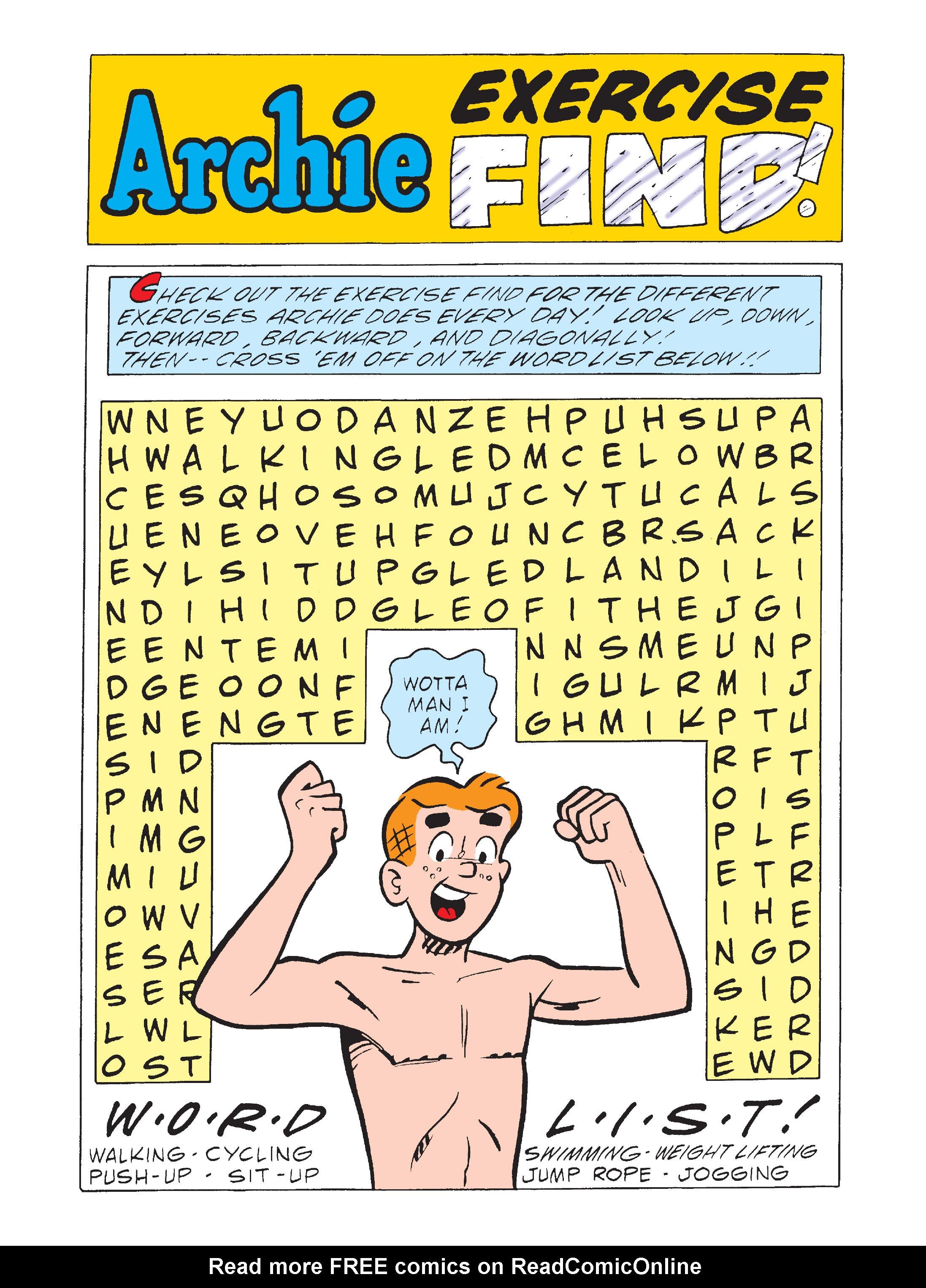 Read online Archie 1000 Page Comics Bonanza comic -  Issue #2 (Part 2) - 21