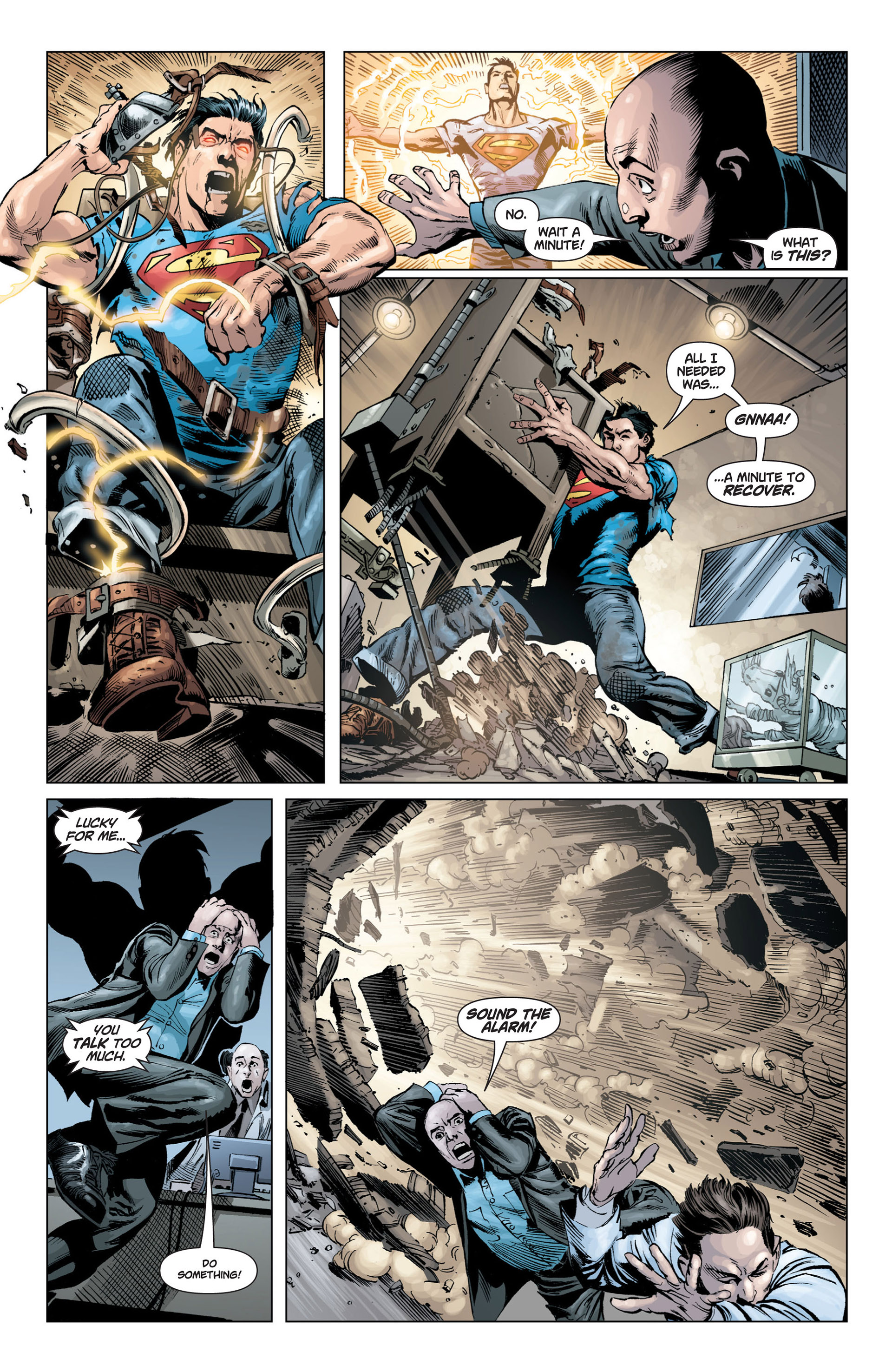 Read online Action Comics (2011) comic -  Issue #2 - 13