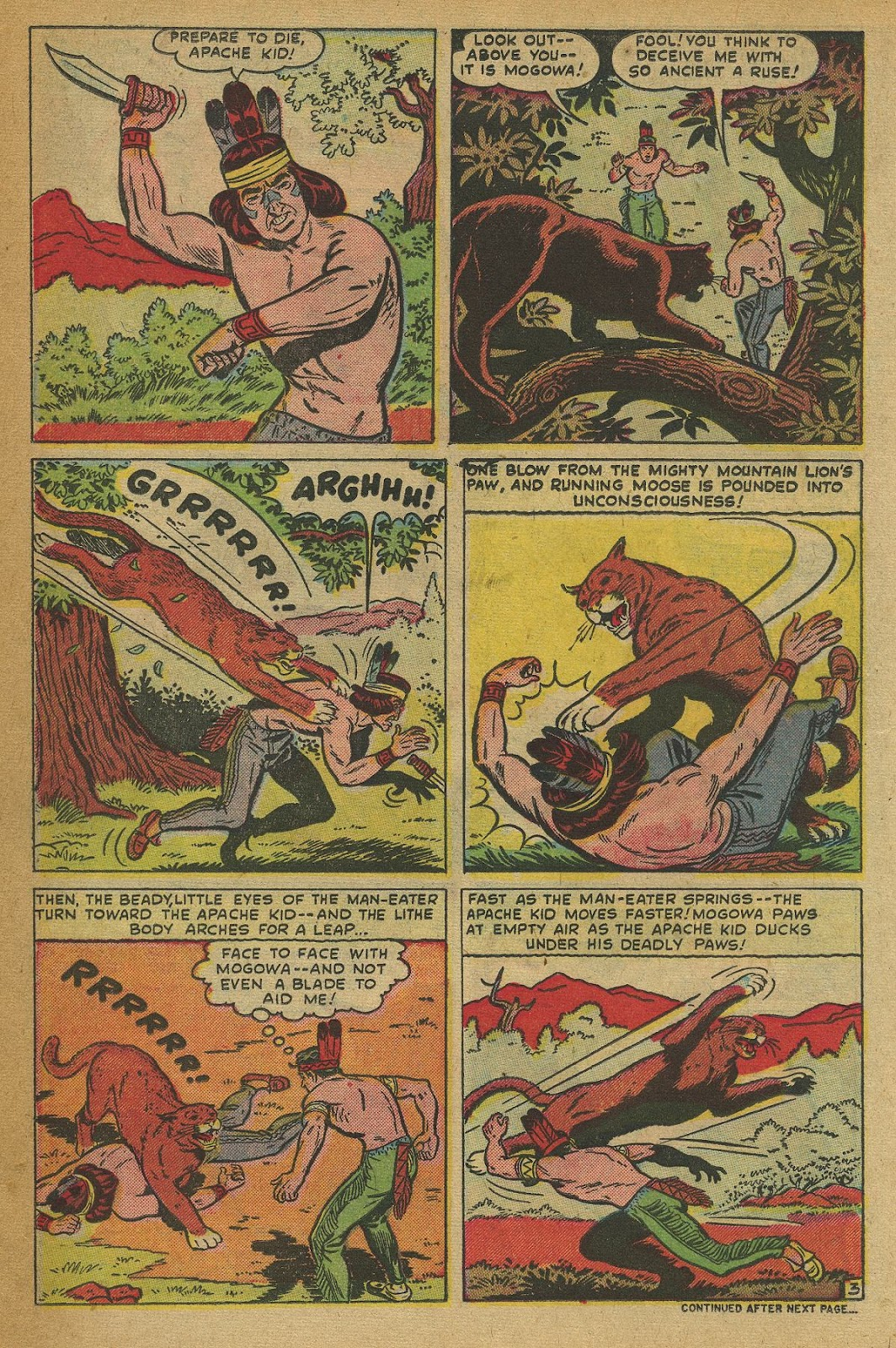 Apache Kid issue 3 - Page 14