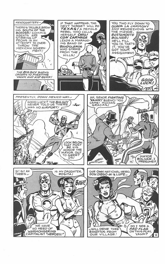 Read online Golden-Age Men of Mystery comic -  Issue #7 - 46