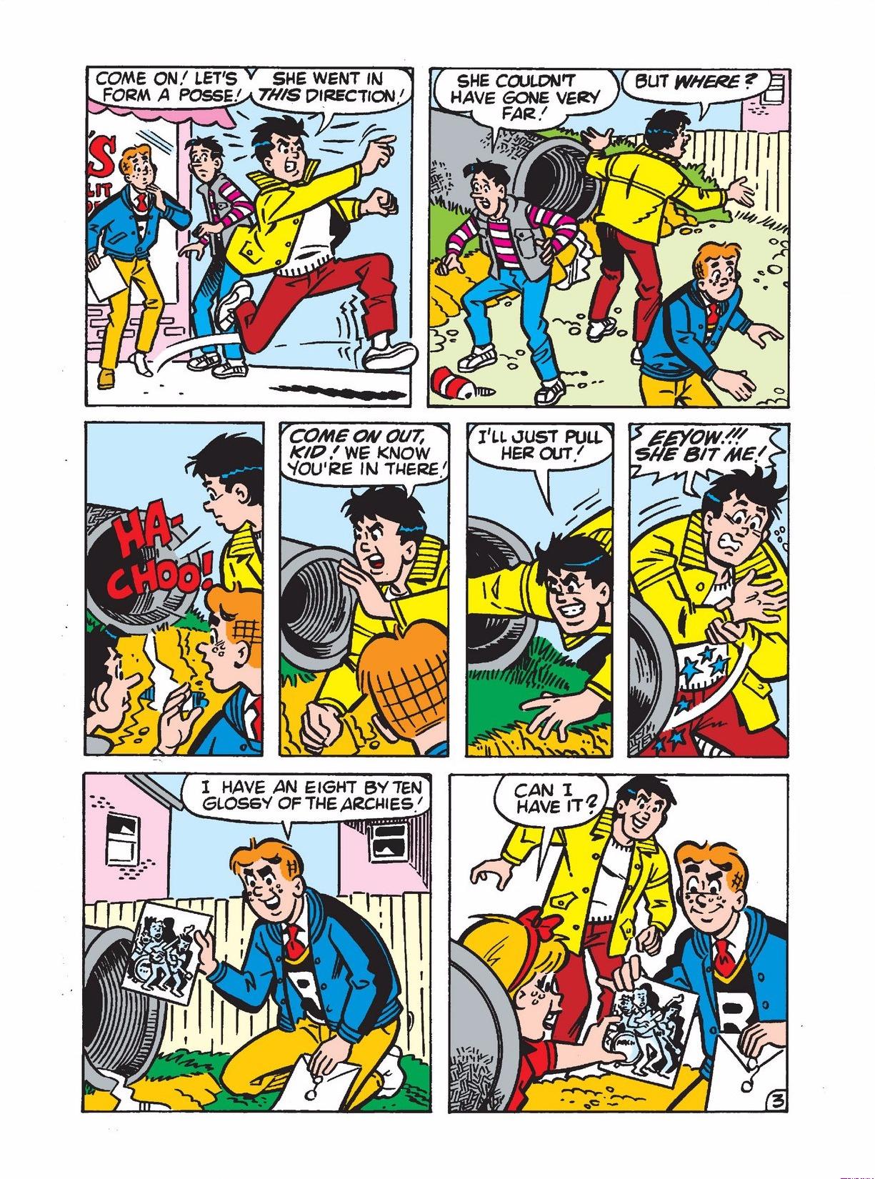 Read online Archie 1000 Page Comics Bonanza comic -  Issue #3 (Part 2) - 81