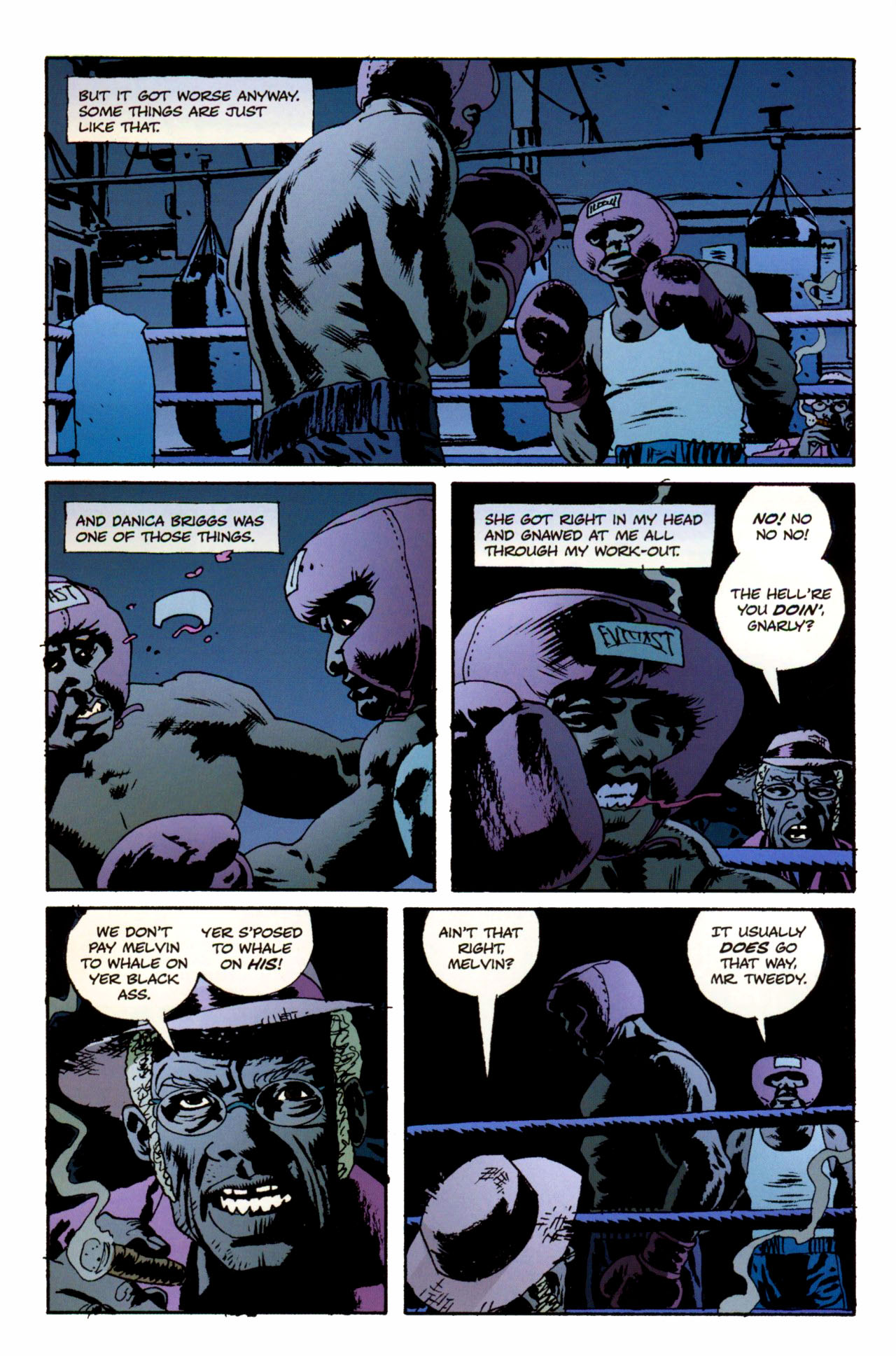 Read online Criminal (2008) comic -  Issue #1 - 11