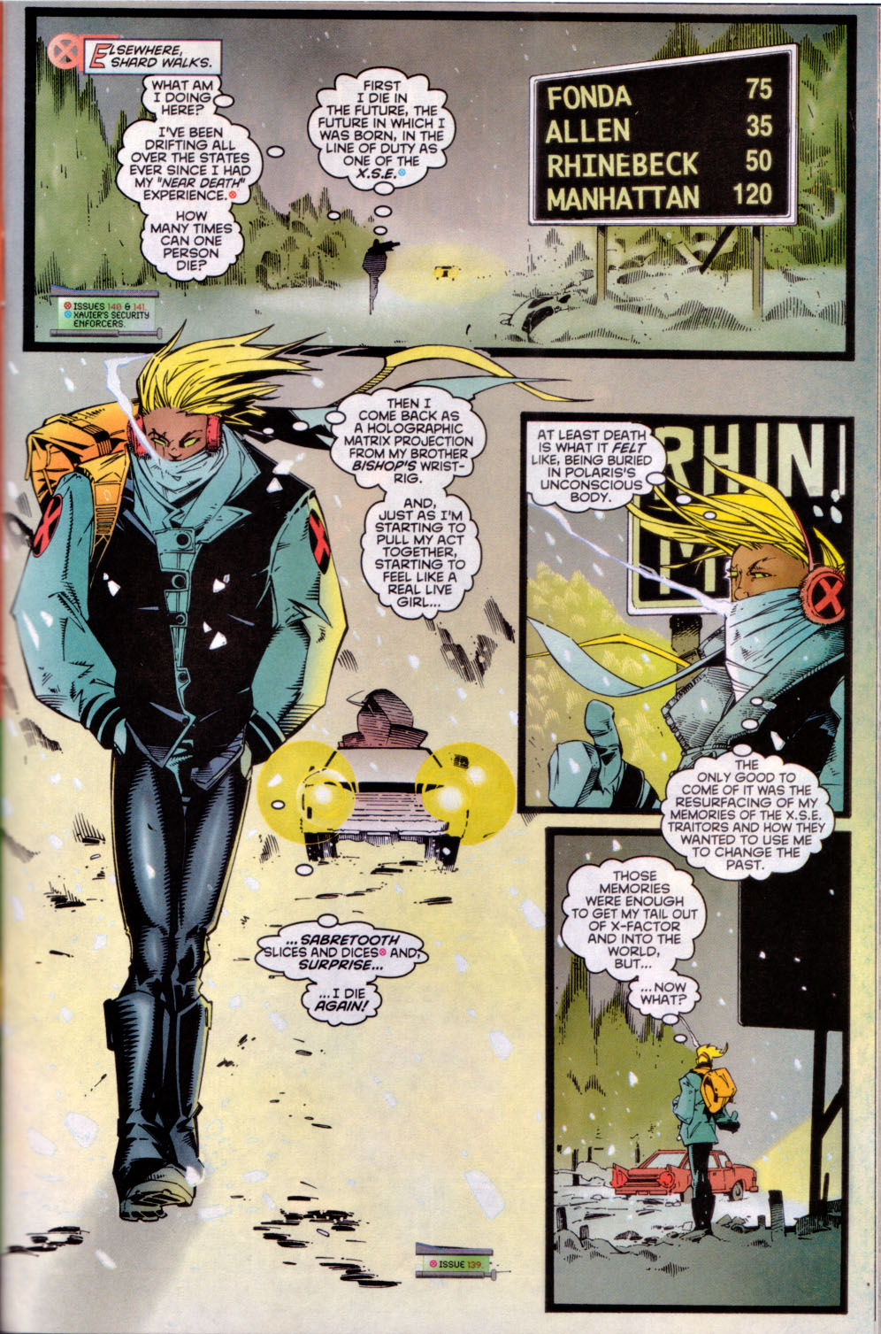 Read online X-Factor (1986) comic -  Issue #143 - 6