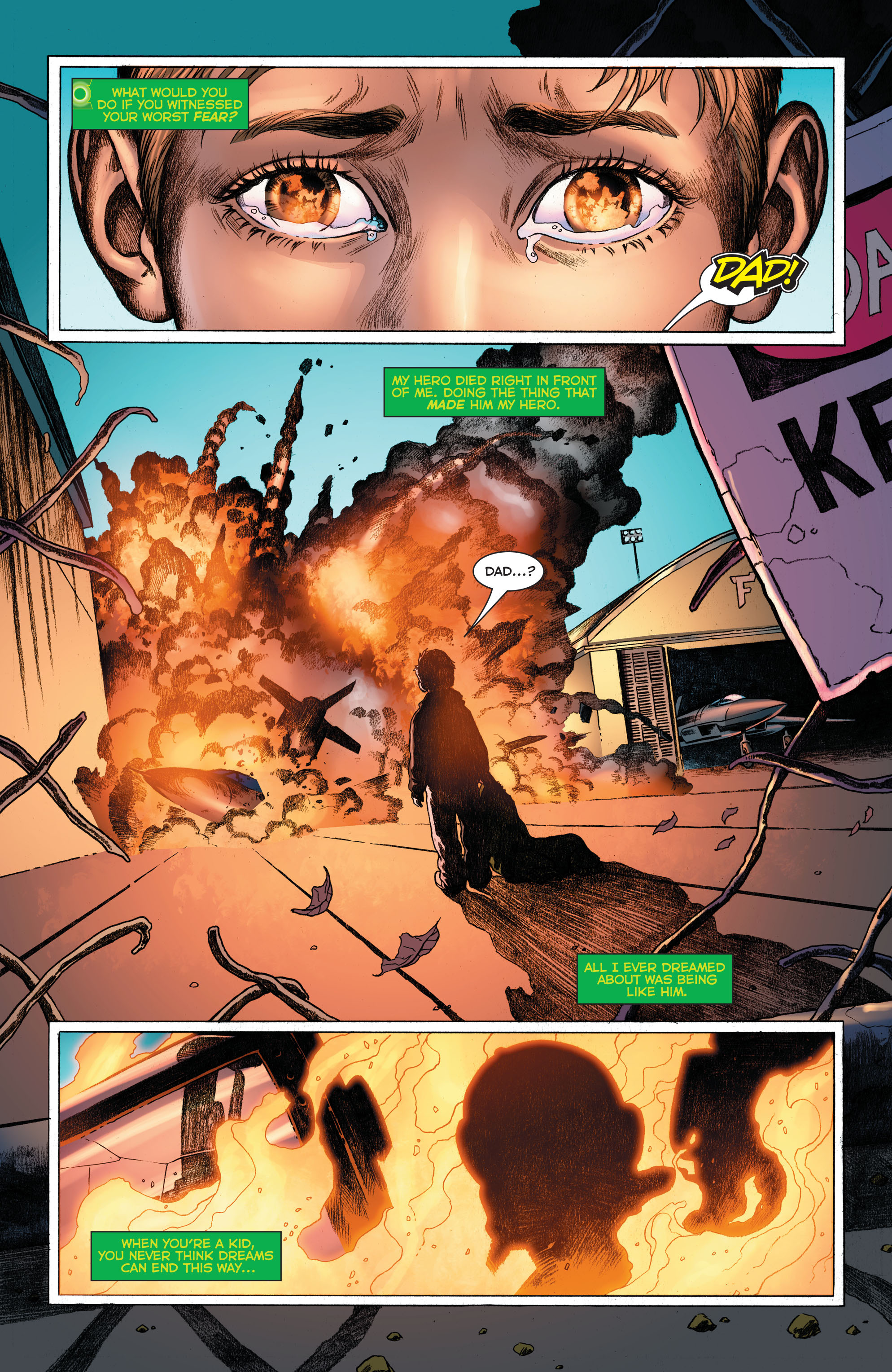 Read online Secret Origins (2014) comic -  Issue #3 - 2