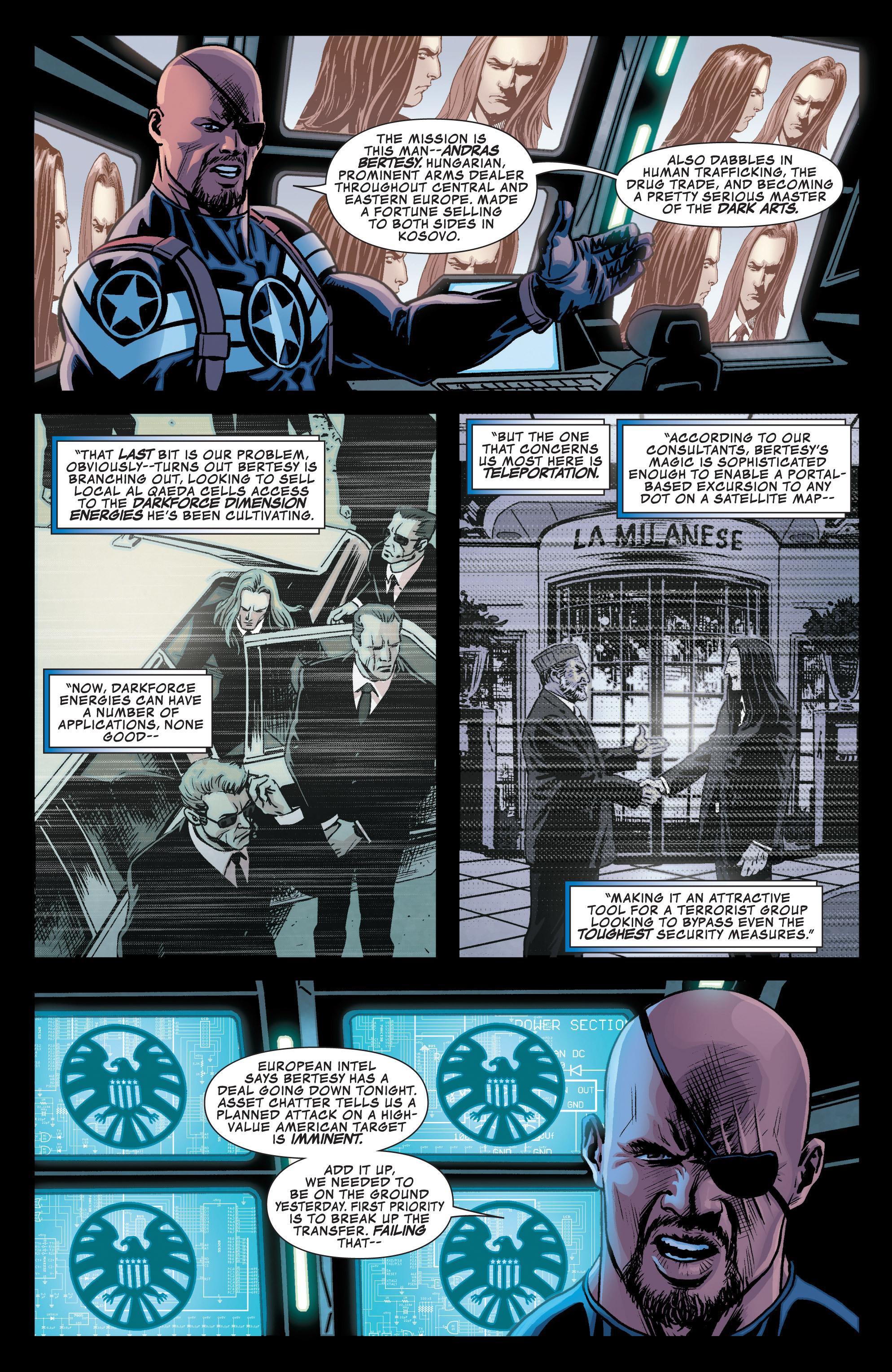 Read online Secret Avengers (2013) comic -  Issue #1 - 16