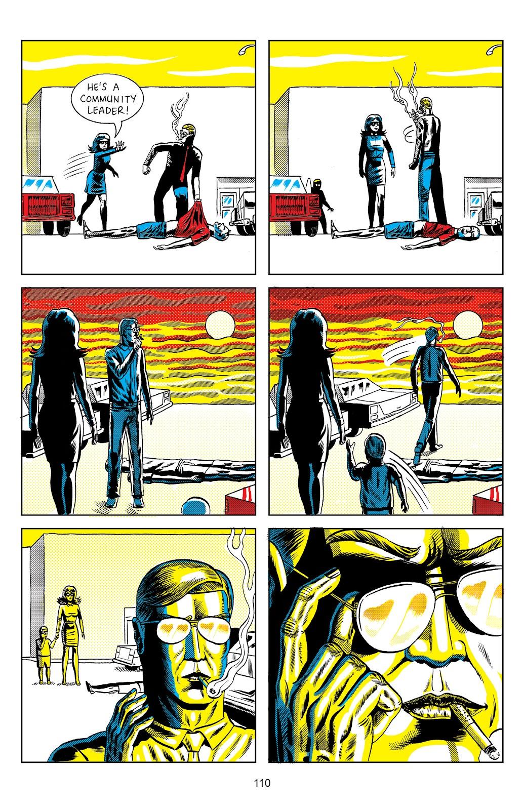 Read online Terror Assaulter: O.M.W.O.T (One Man War On Terror) comic -  Issue # TPB - 108