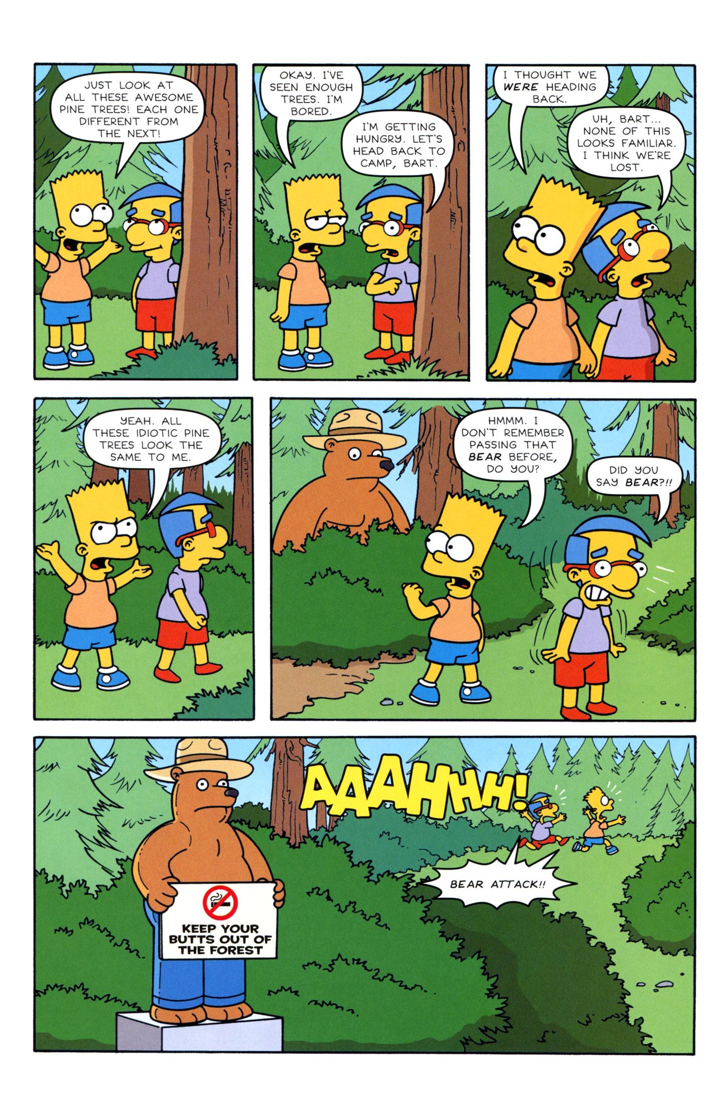 Read online Simpsons Comics Presents Bart Simpson comic -  Issue #74 - 21