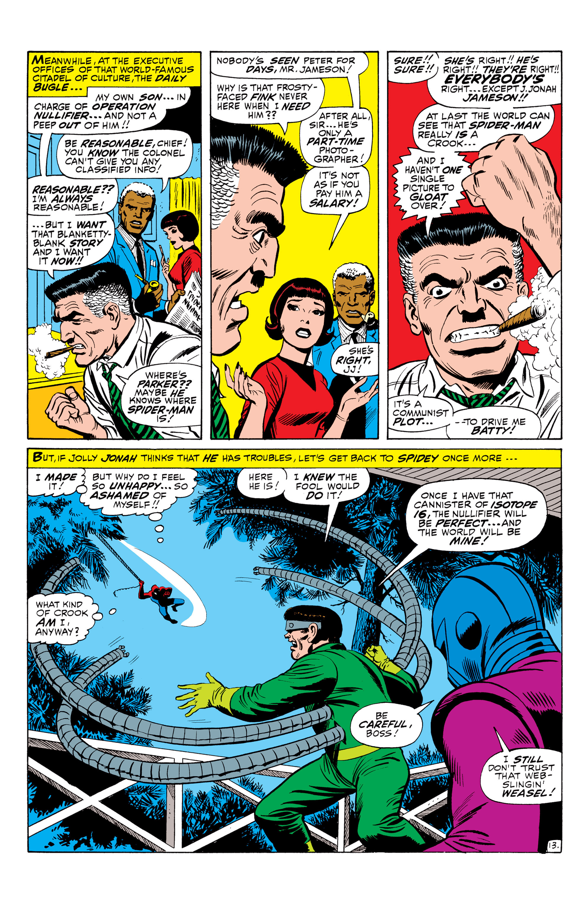 The Amazing Spider-Man (1963) 56 Page 13
