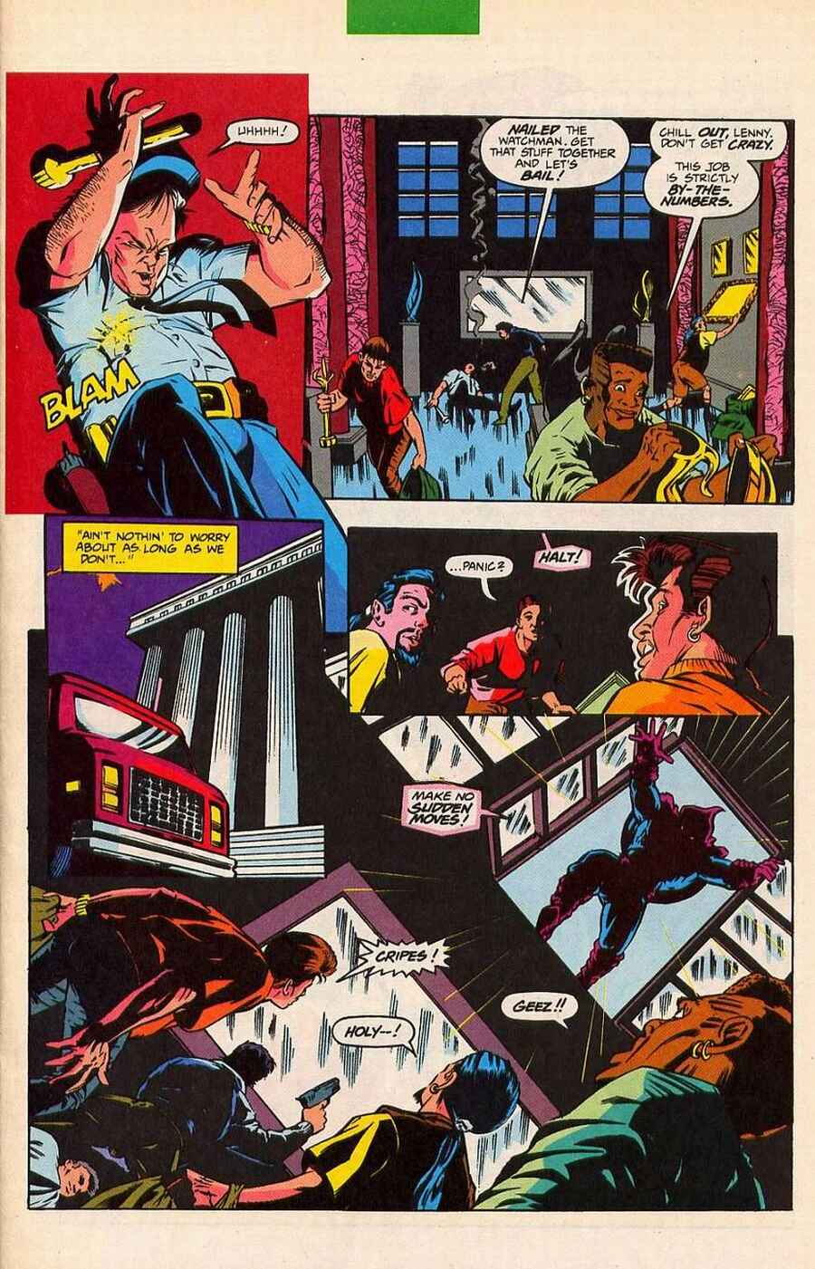 Read online Sleepwalker Holiday Special comic -  Issue # Full - 28