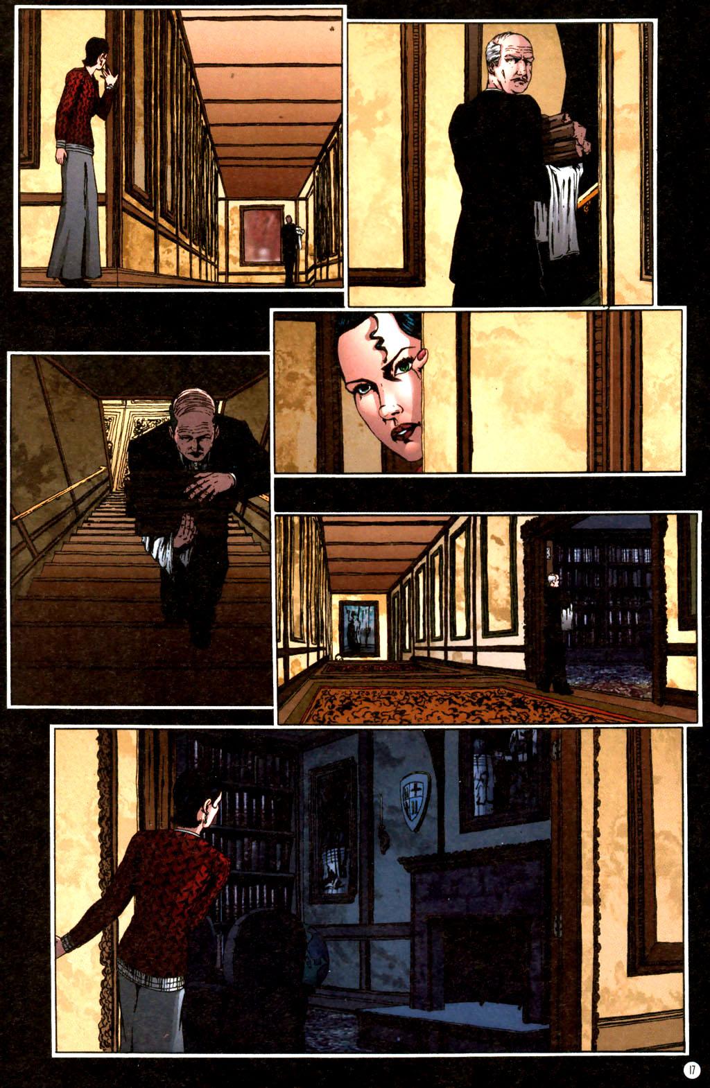 Read online Rex Mundi comic -  Issue #9 - 21