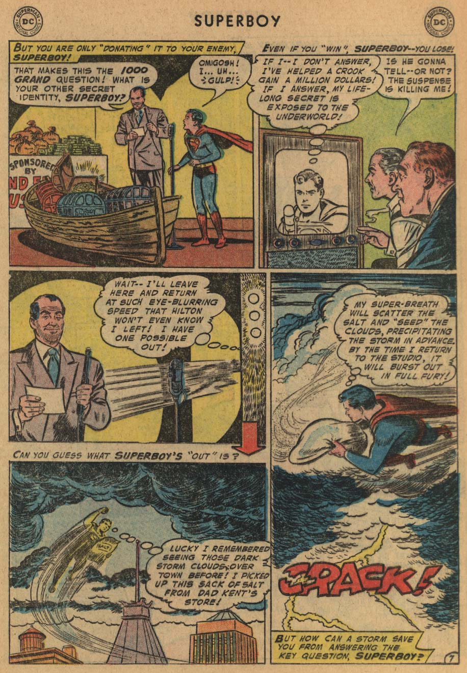 Superboy (1949) issue 47 - Page 17