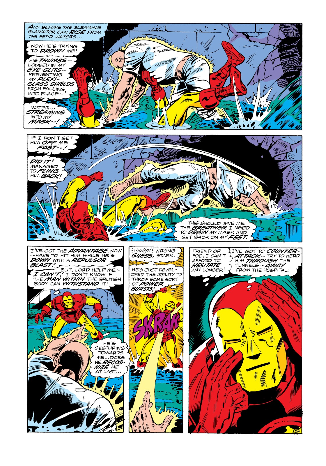 Read online Marvel Masterworks: The Invincible Iron Man comic -  Issue # TPB 11 (Part 1) - 57