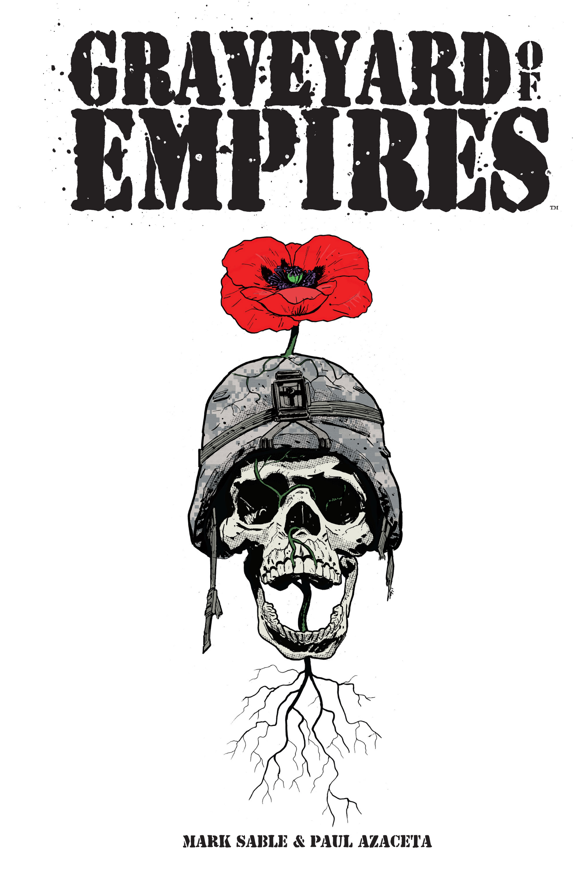 Read online Graveyard of Empires comic -  Issue # TPB - 1