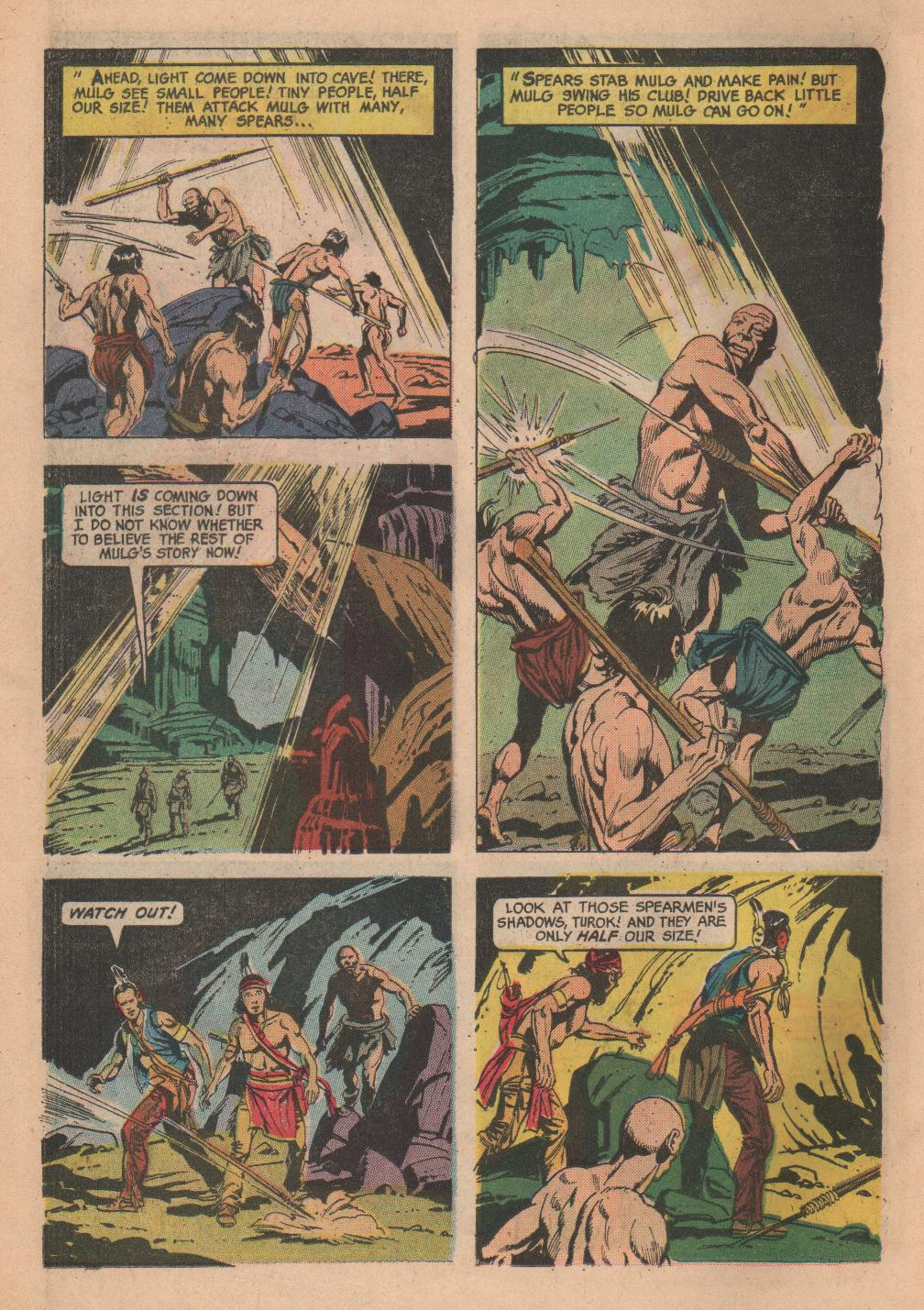 Read online Turok, Son of Stone comic -  Issue #55 - 13