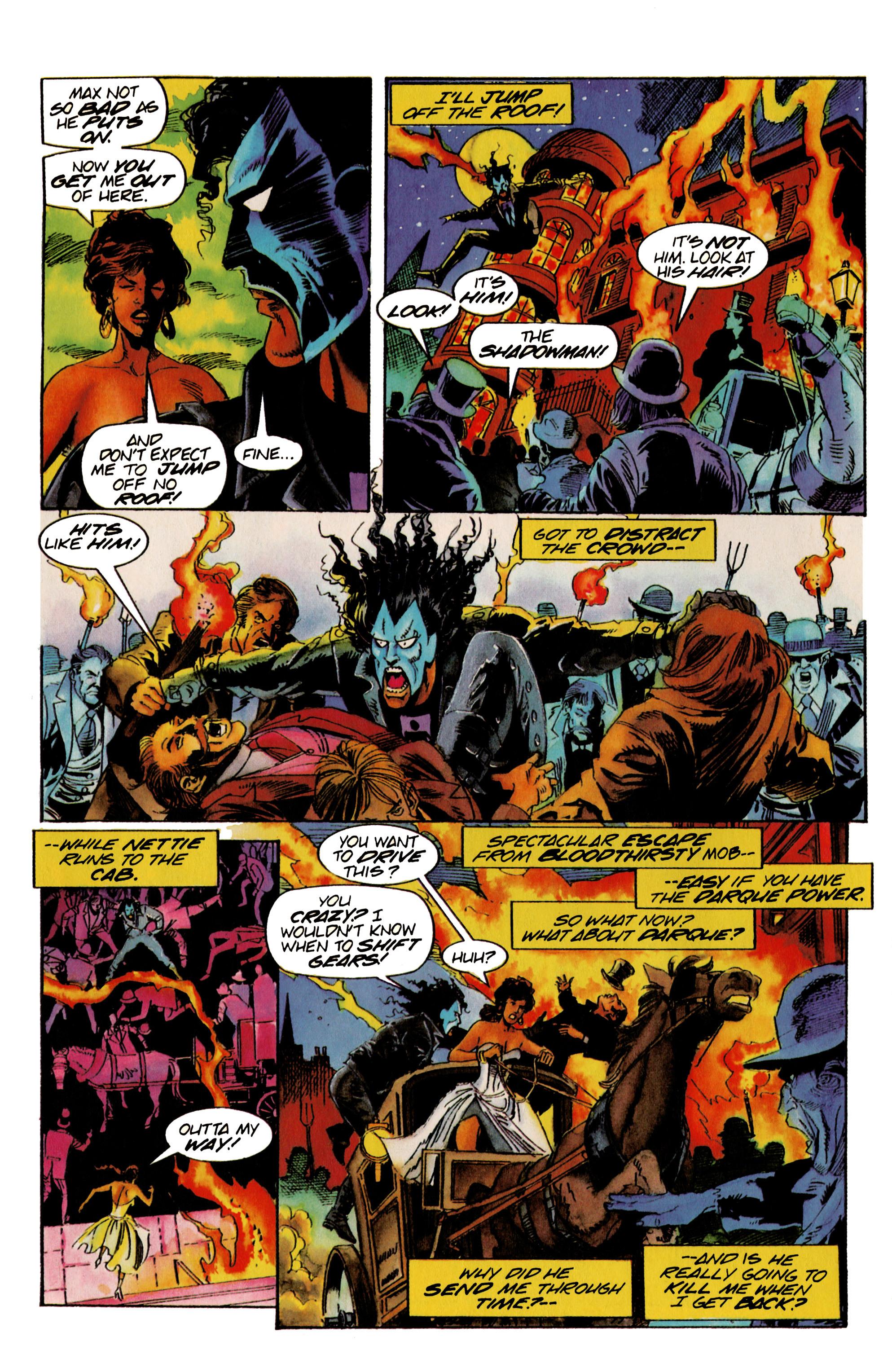Read online Shadowman (1992) comic -  Issue #23 - 5