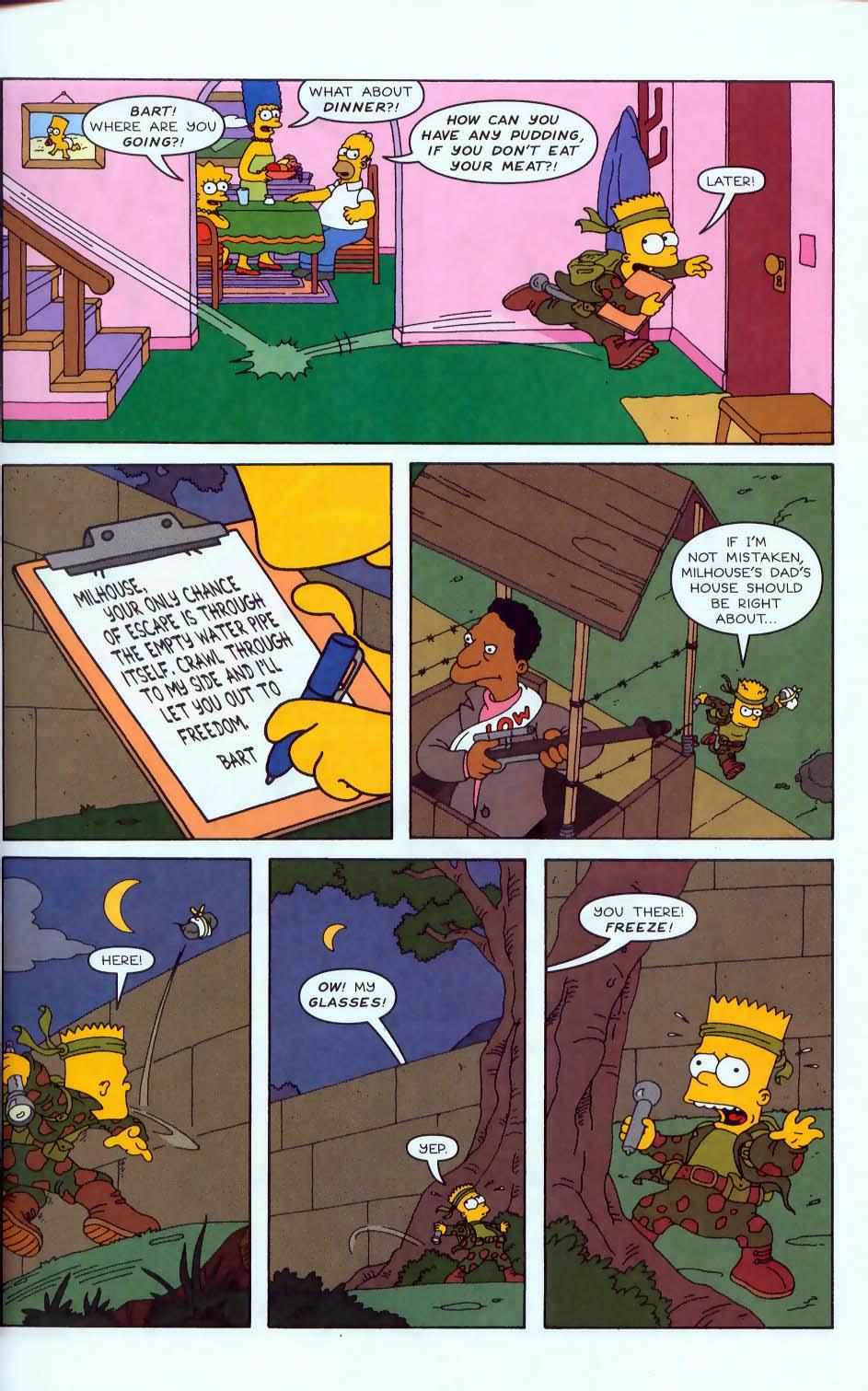 Read online Simpsons Comics comic -  Issue #50 - 20