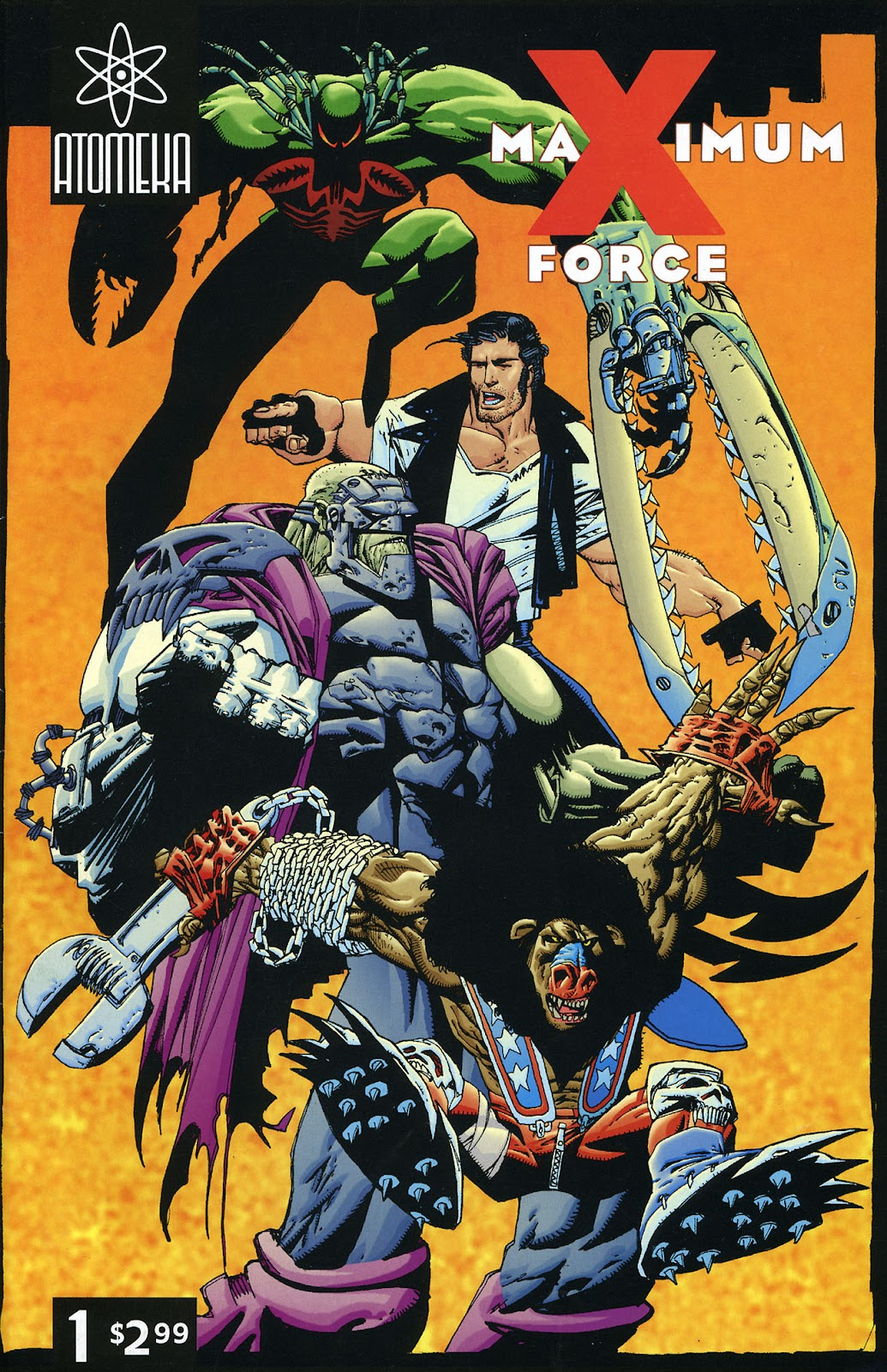 Maximum Force Full Page 1