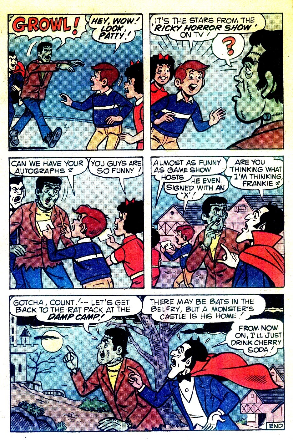 Read online Madhouse Comics comic -  Issue #126 - 17