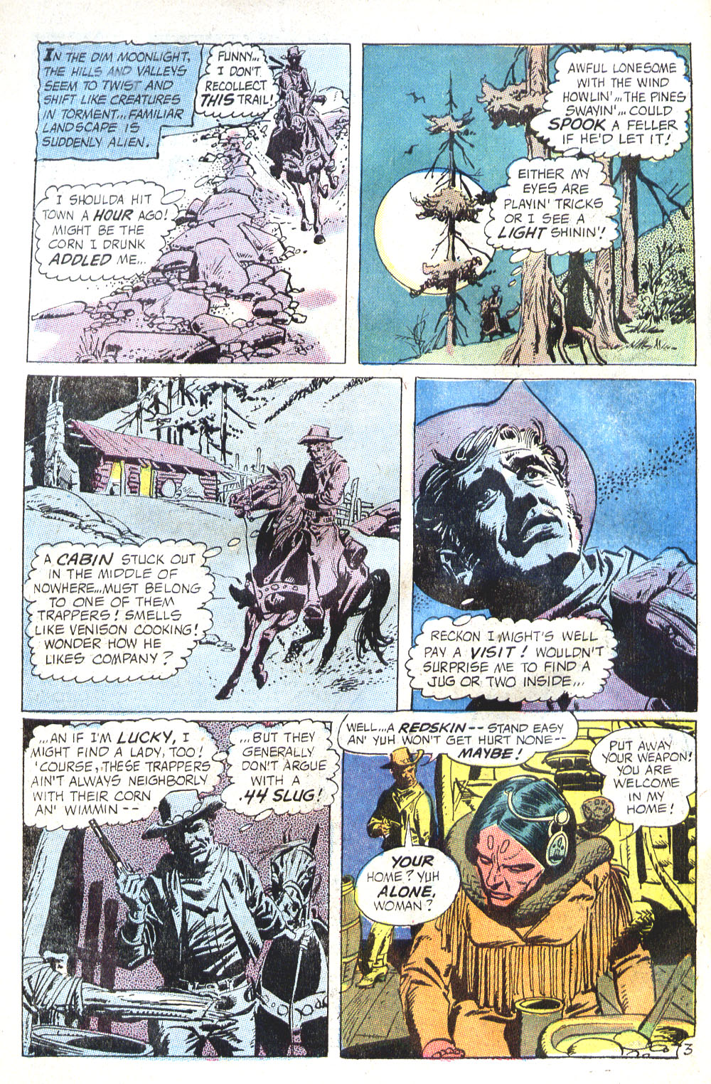 Read online All-Star Western (1970) comic -  Issue #6 - 26