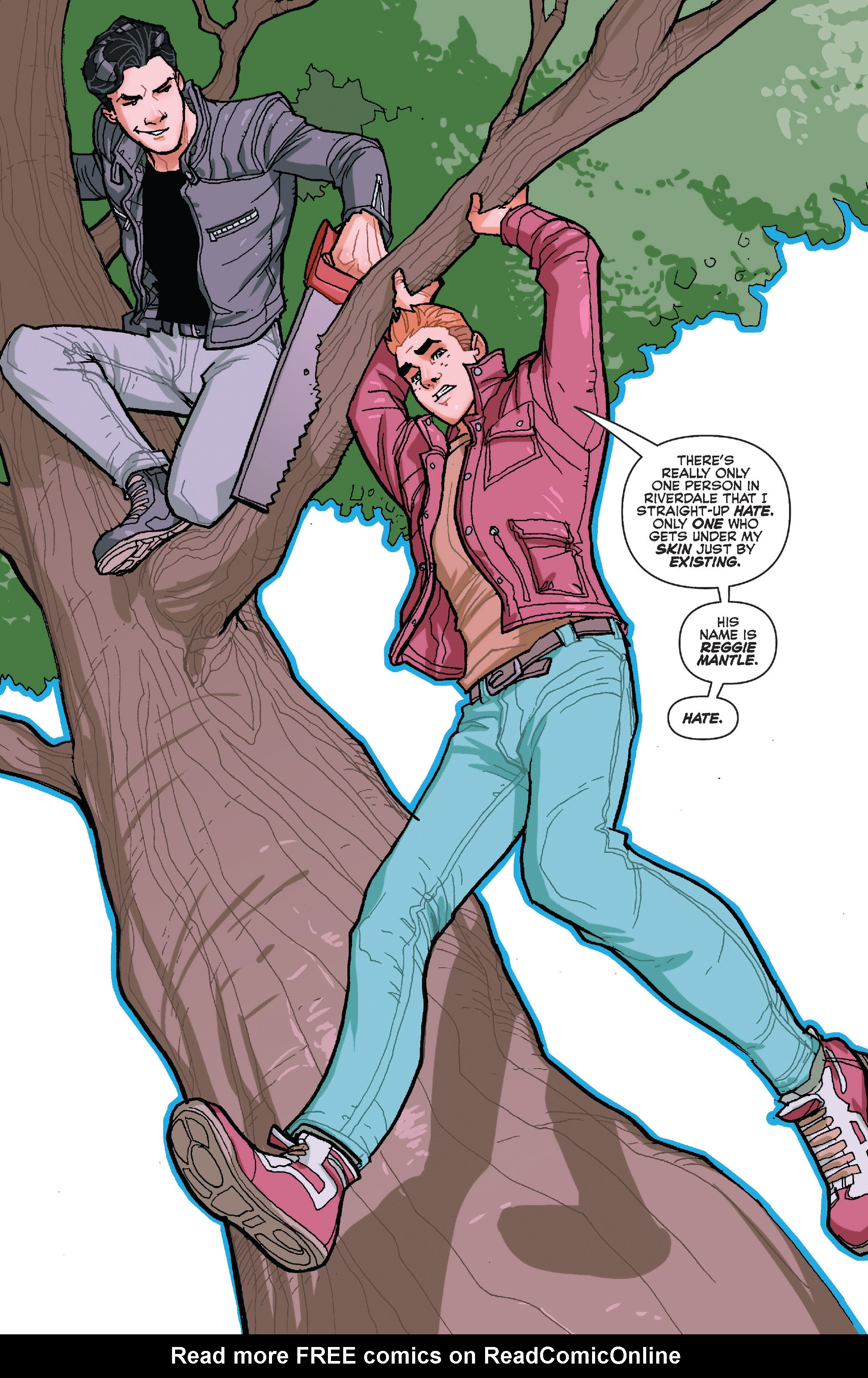 Read online Archie (2015) comic -  Issue #20 - 3