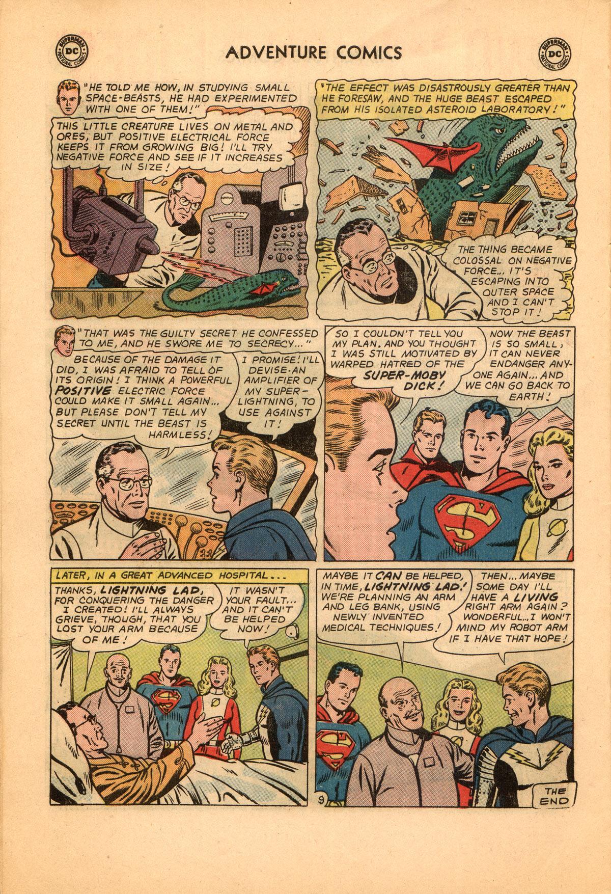 Read online Adventure Comics (1938) comic -  Issue #332 - 22