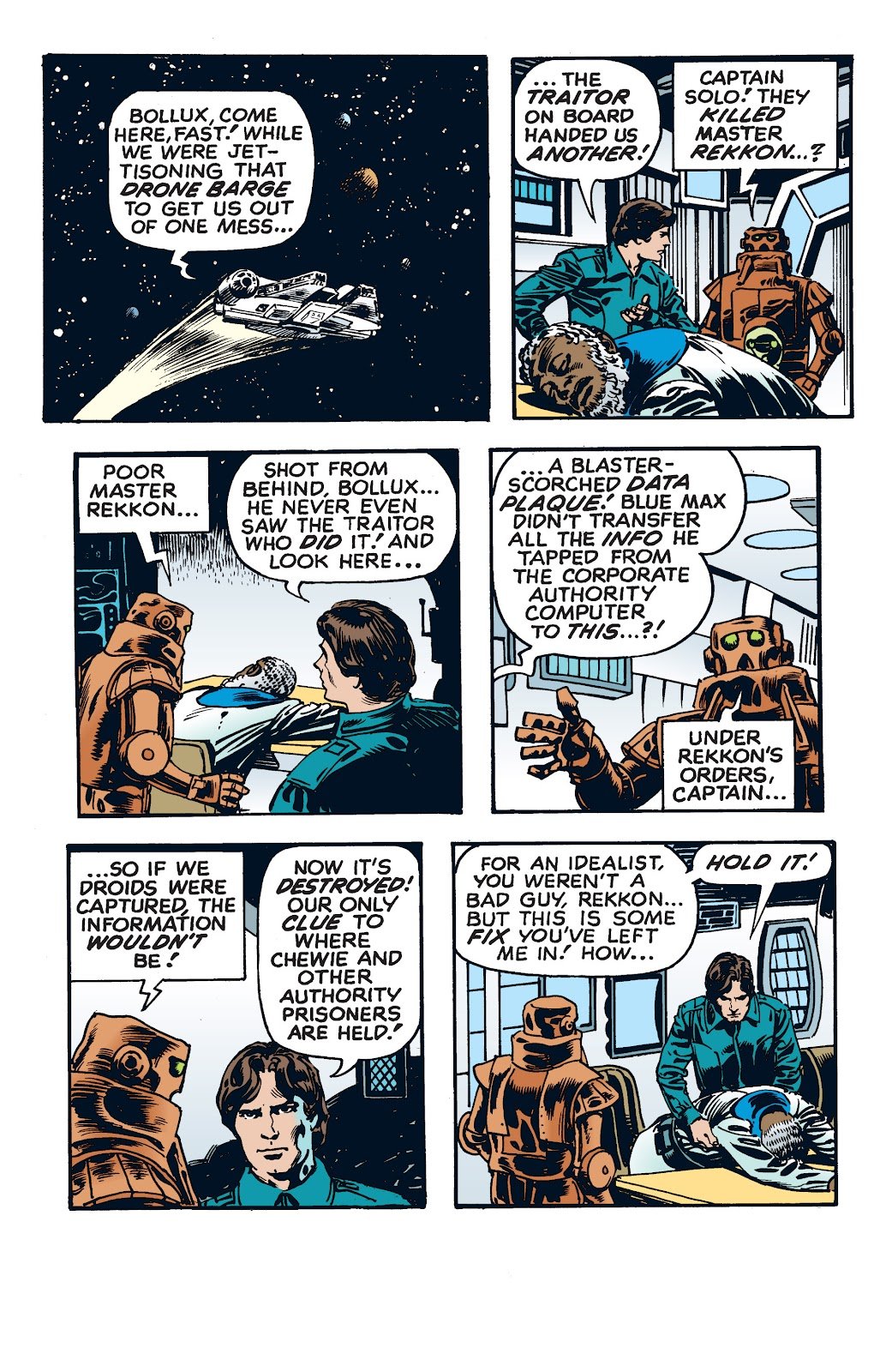 Read online Star Wars Legends: The Newspaper Strips - Epic Collection comic -  Issue # TPB (Part 4) - 41