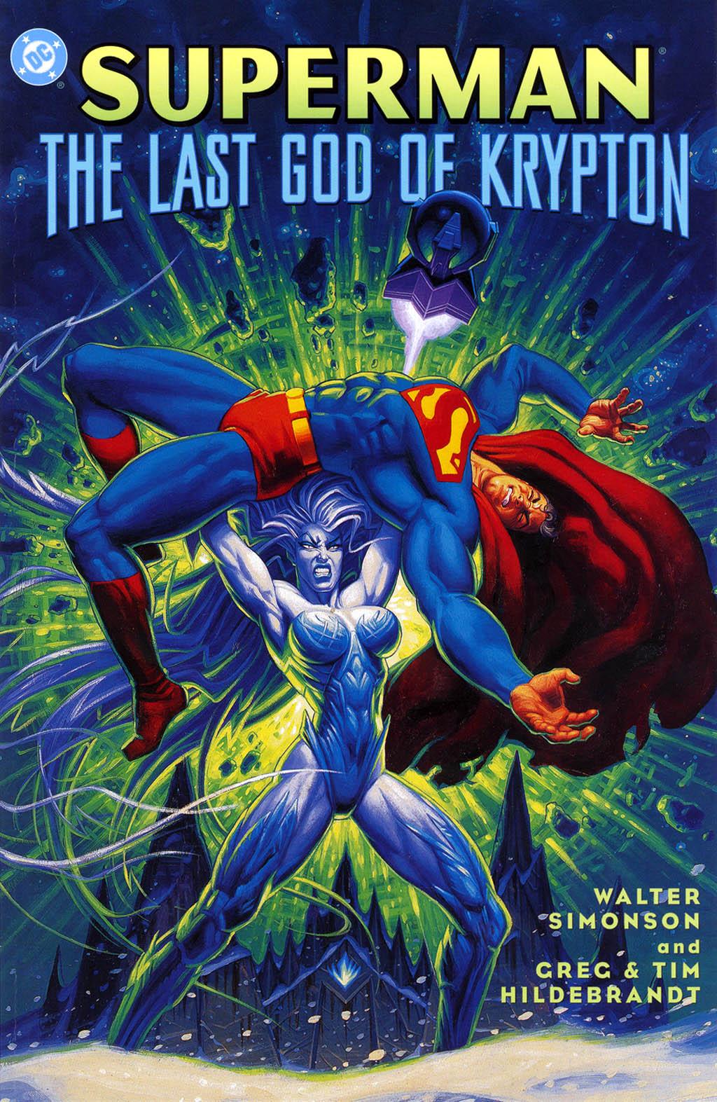 Superman: The Last God of Krypton Full Page 1