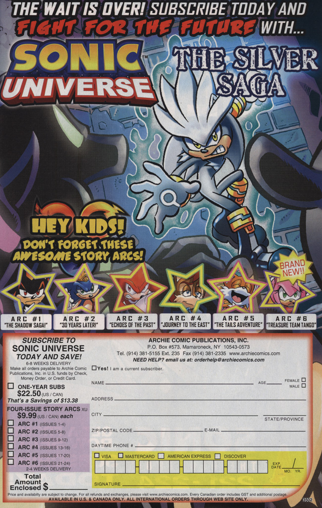 Read online Sonic Universe comic -  Issue #25 - 13