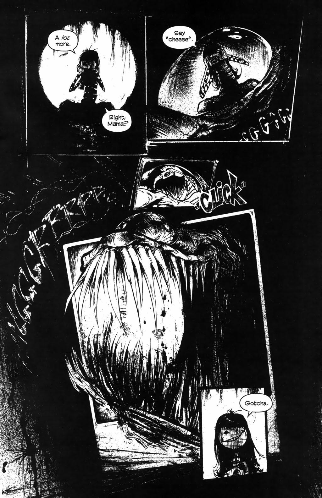 Read online Ojo comic -  Issue #2 - 7
