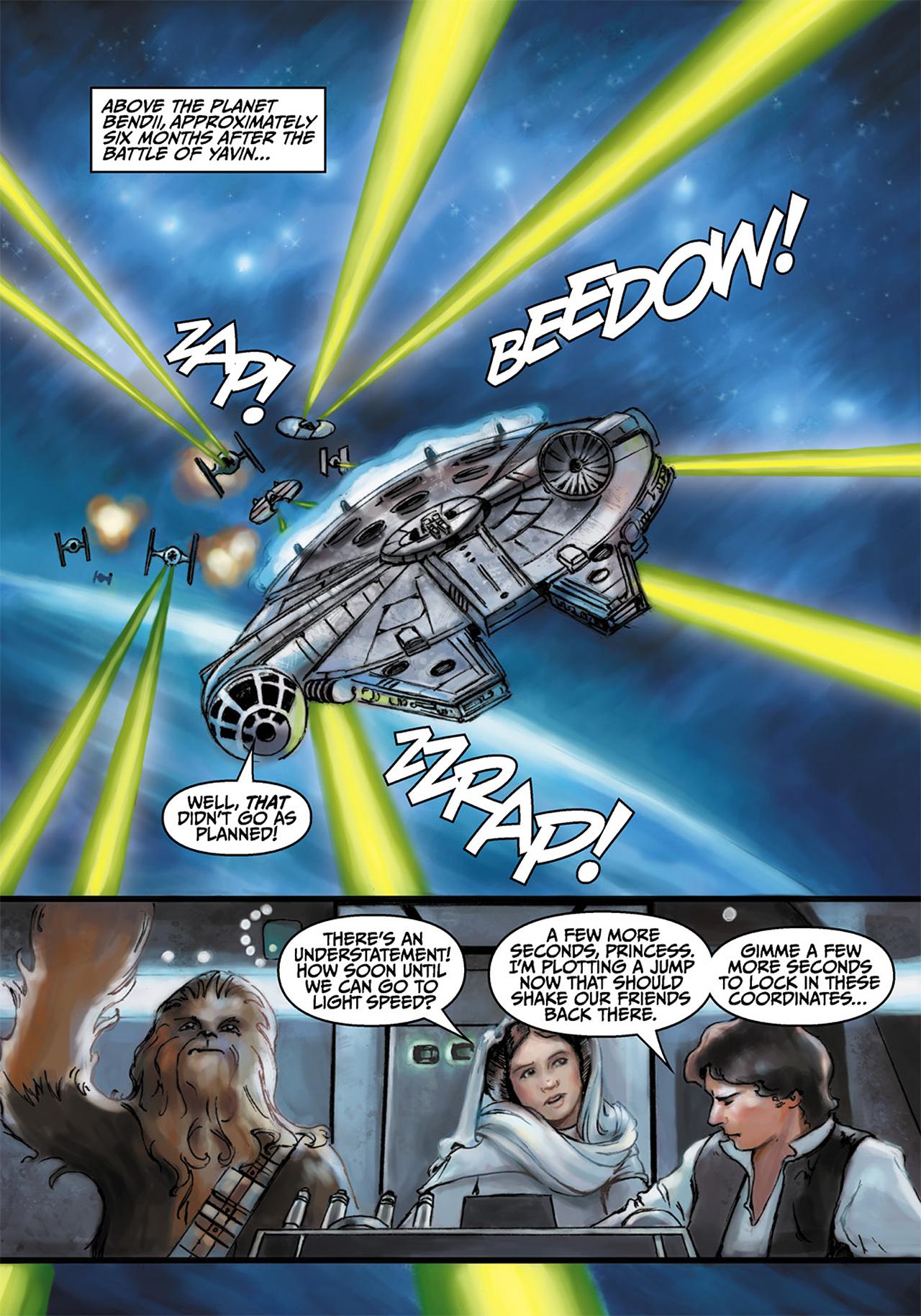 Read online Star Wars Omnibus comic -  Issue # Vol. 33 - 403