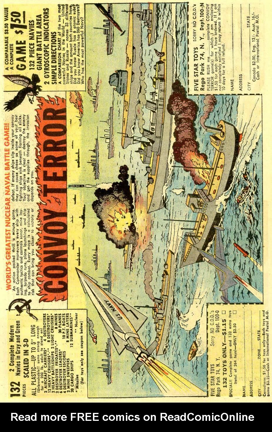 Read online Sea Devils comic -  Issue #9 - 35