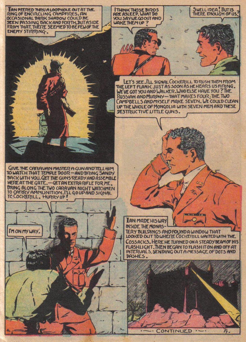 Read online Adventure Comics (1938) comic -  Issue #24 - 9